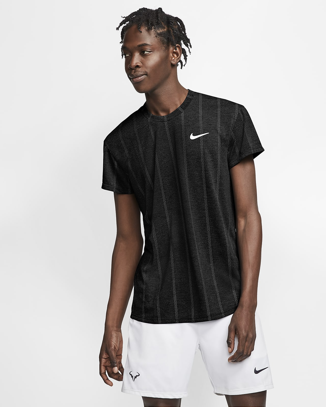 Haut de tennis NikeCourt Challenger pour Homme