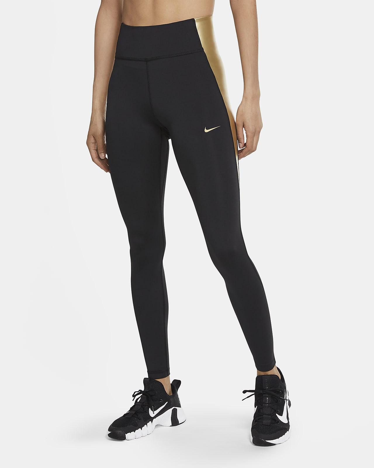 simpático Mayor Devorar  Nike One Damen-Tights. Nike DE