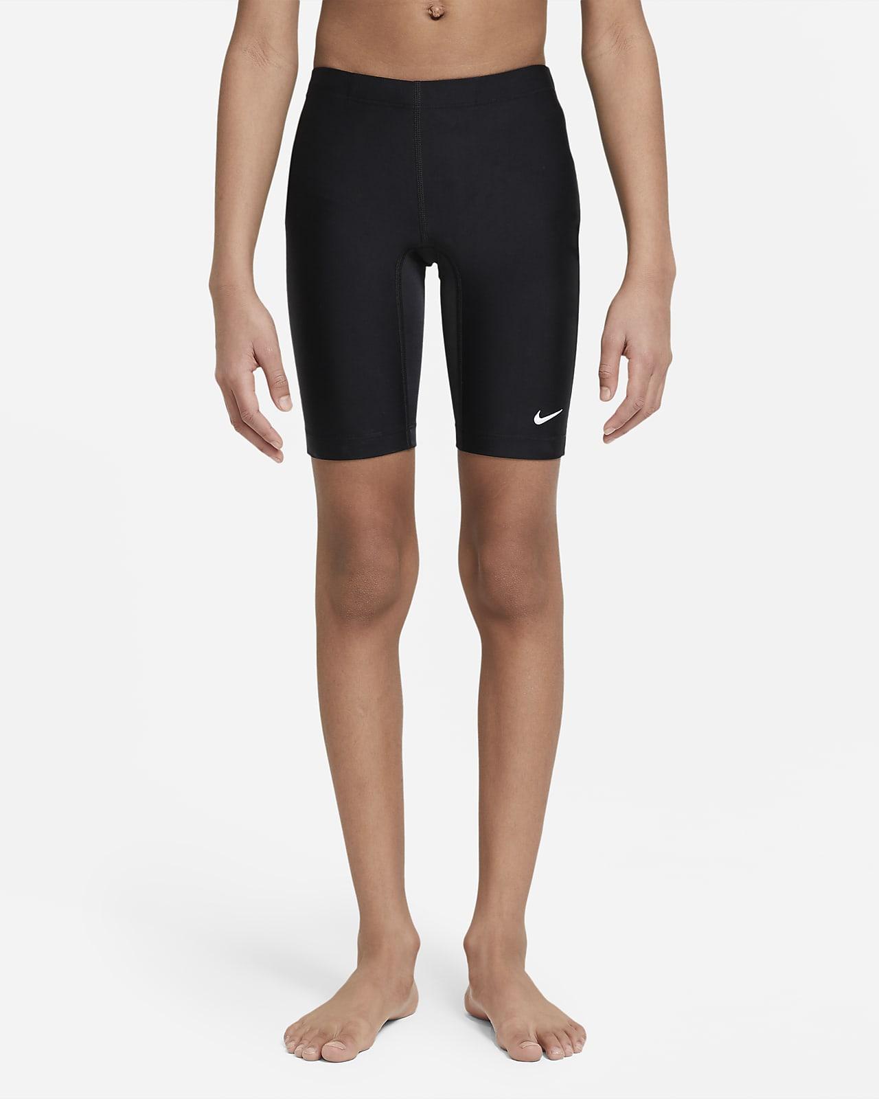 Plavky Nike HydraStrong sdlouhými nohavičkami pro větší děti (chlapce)
