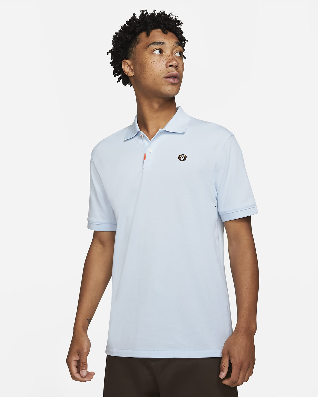 The Nike Polo Rors Men's Slim Fit Polo