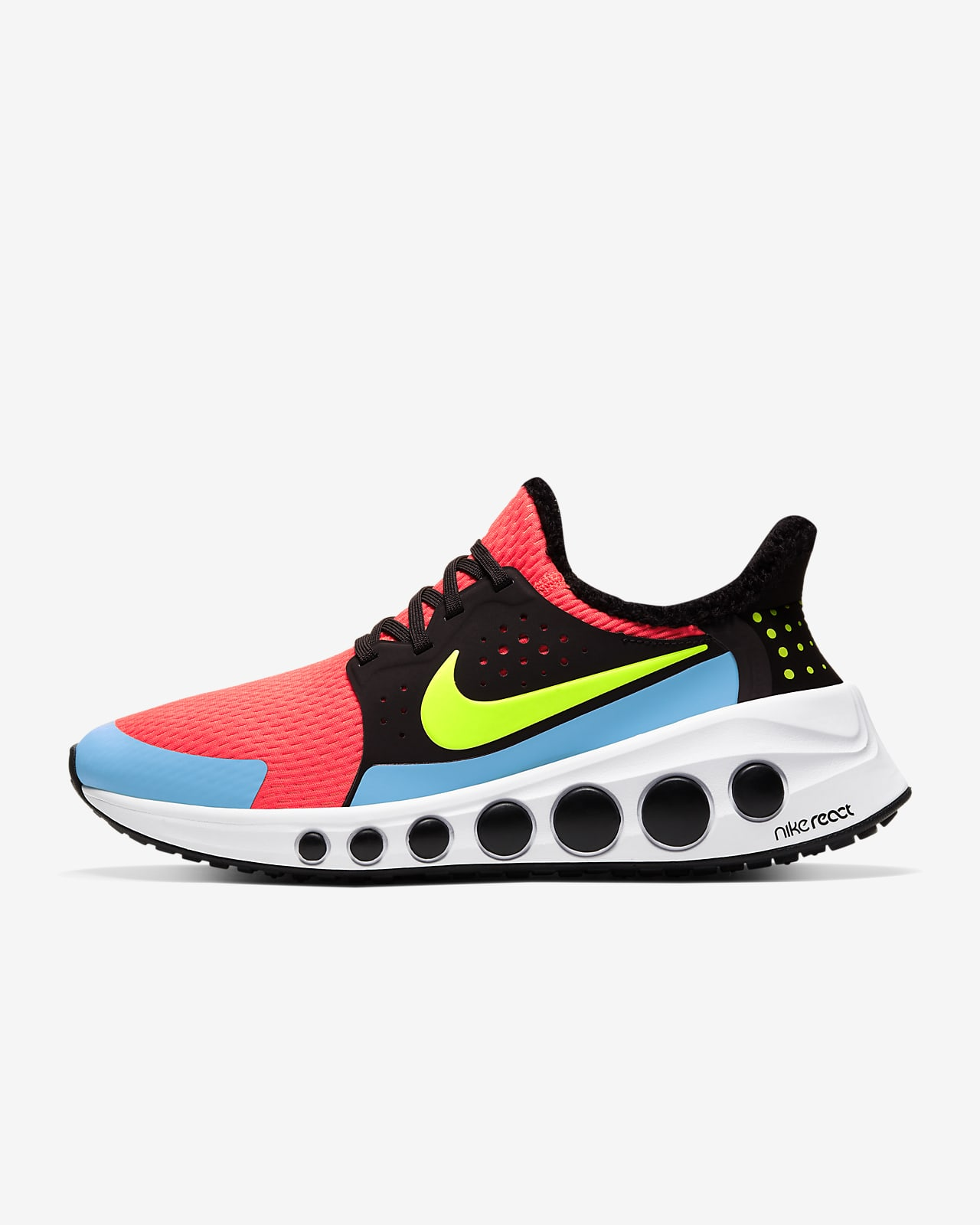 Nike CruzrOne (Bright Crimson) Shoe