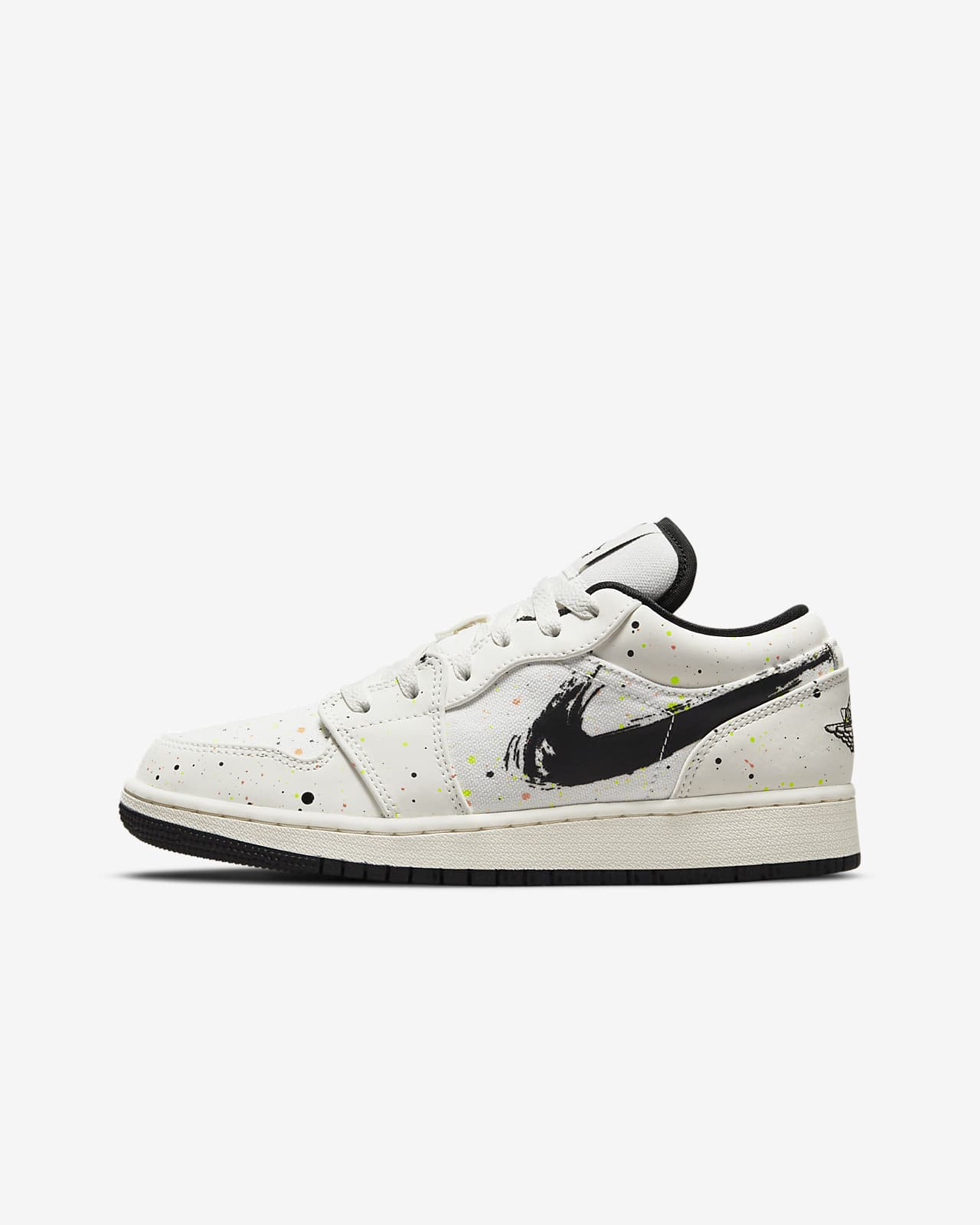 Air Jordan 1 Low SE (GS) 大童运动童鞋