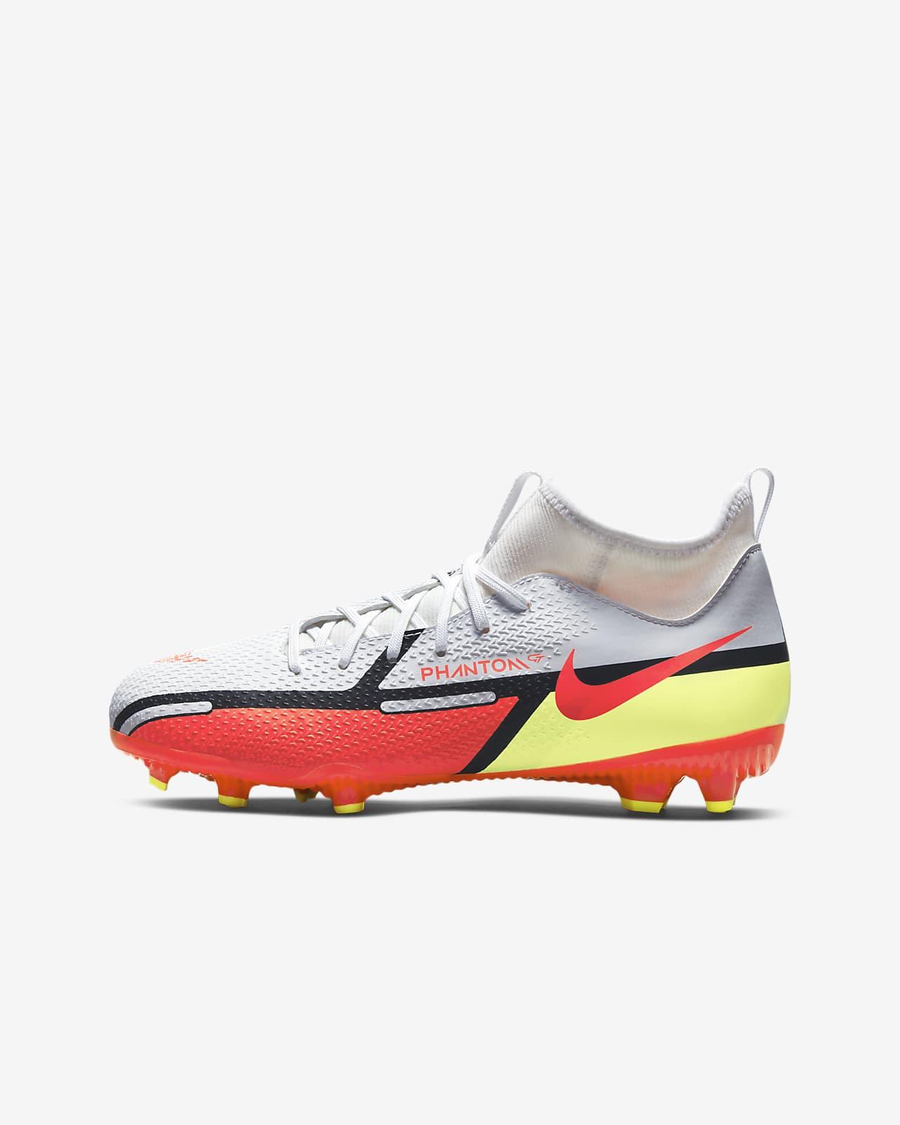 Nike Jr. Phantom GT2 Academy Dynamic Fit MG Little/Older Kids' Multi-Ground Football Boot