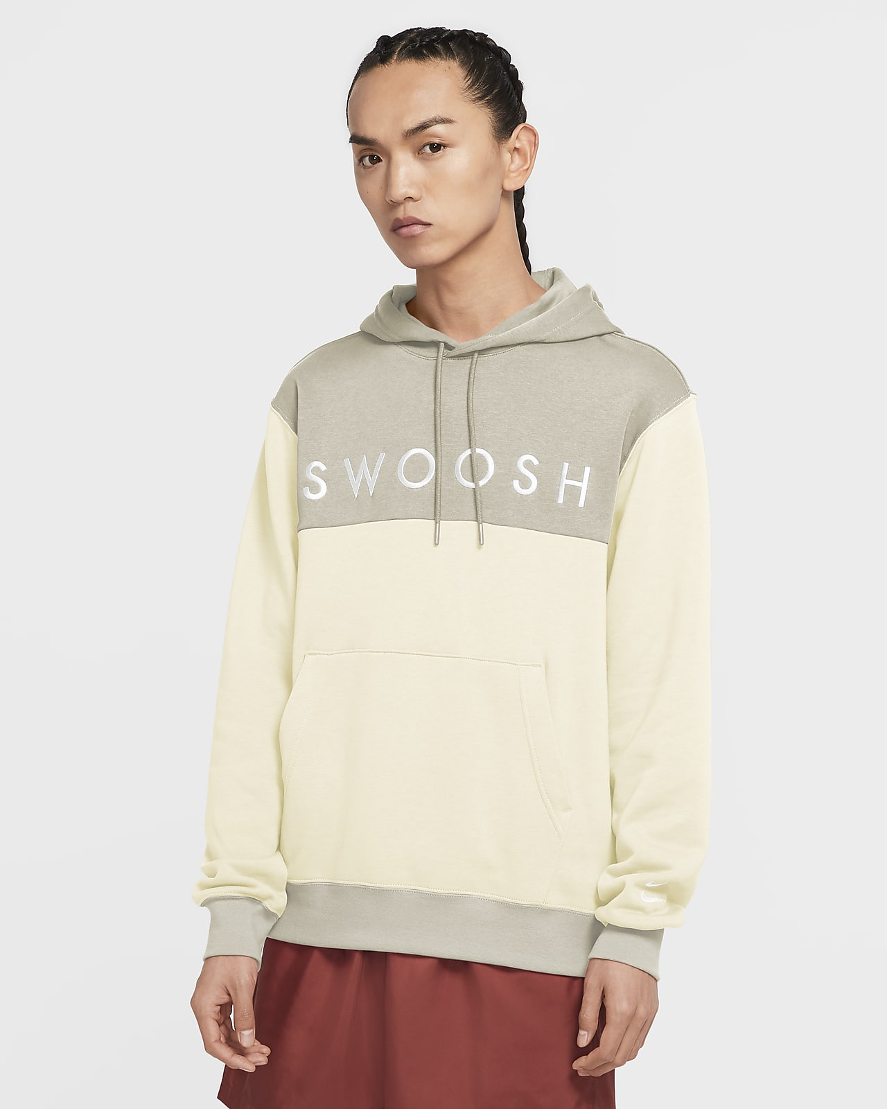 Nike Sportswear Swoosh Hoodie voor heren