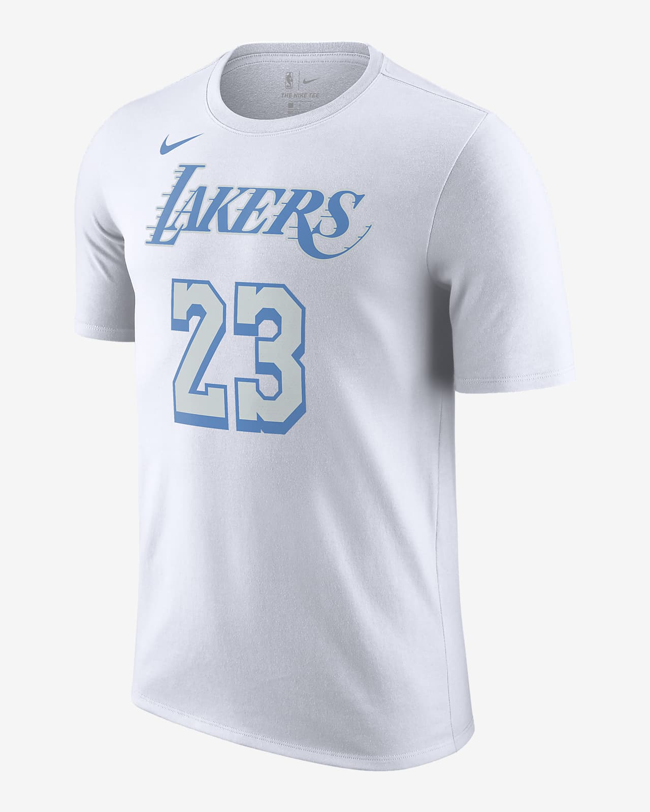 Los Angeles Lakers City Edition Men's Nike NBA T-Shirt