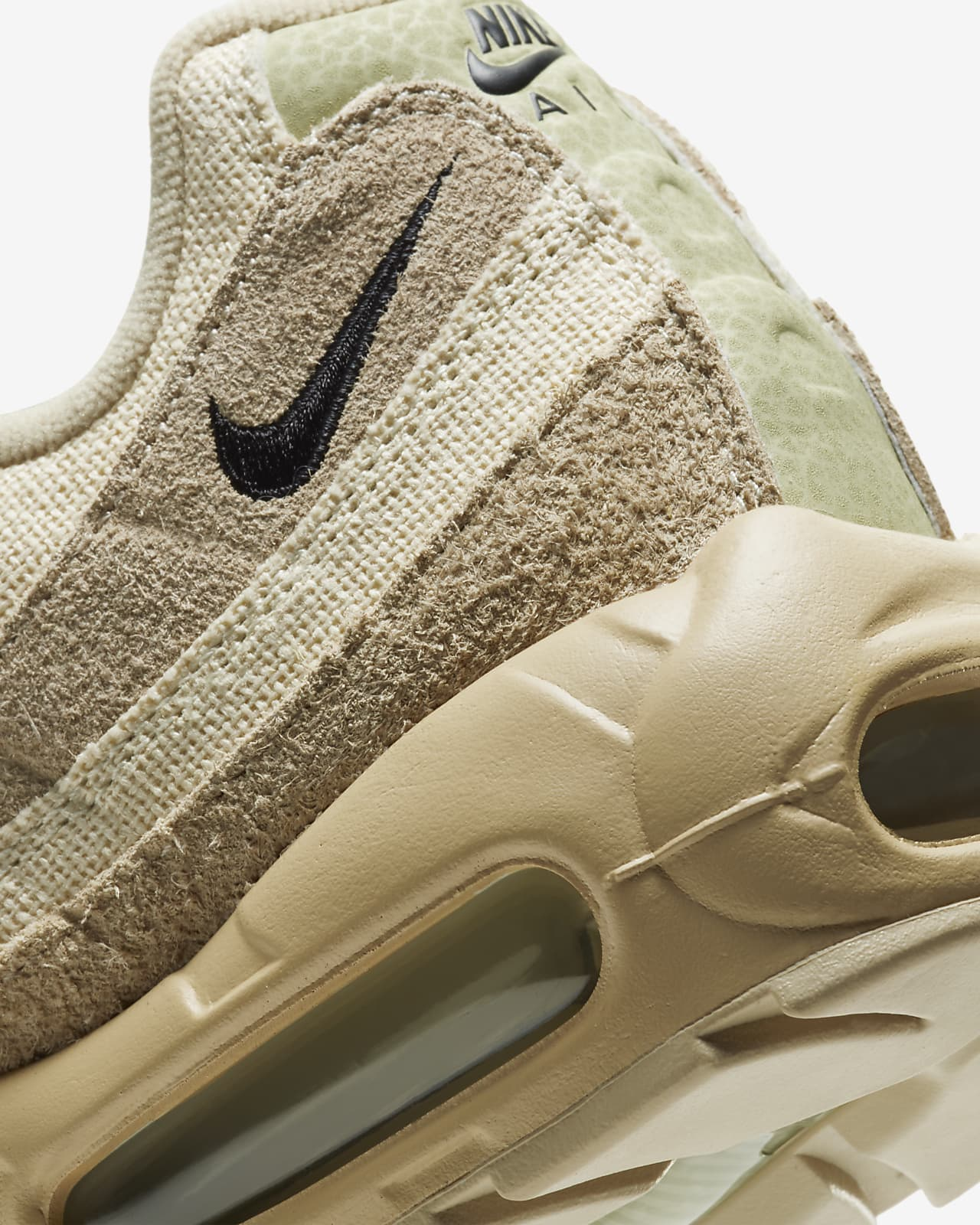 Scarpa Nike Air Max 95 Premium - Uomo