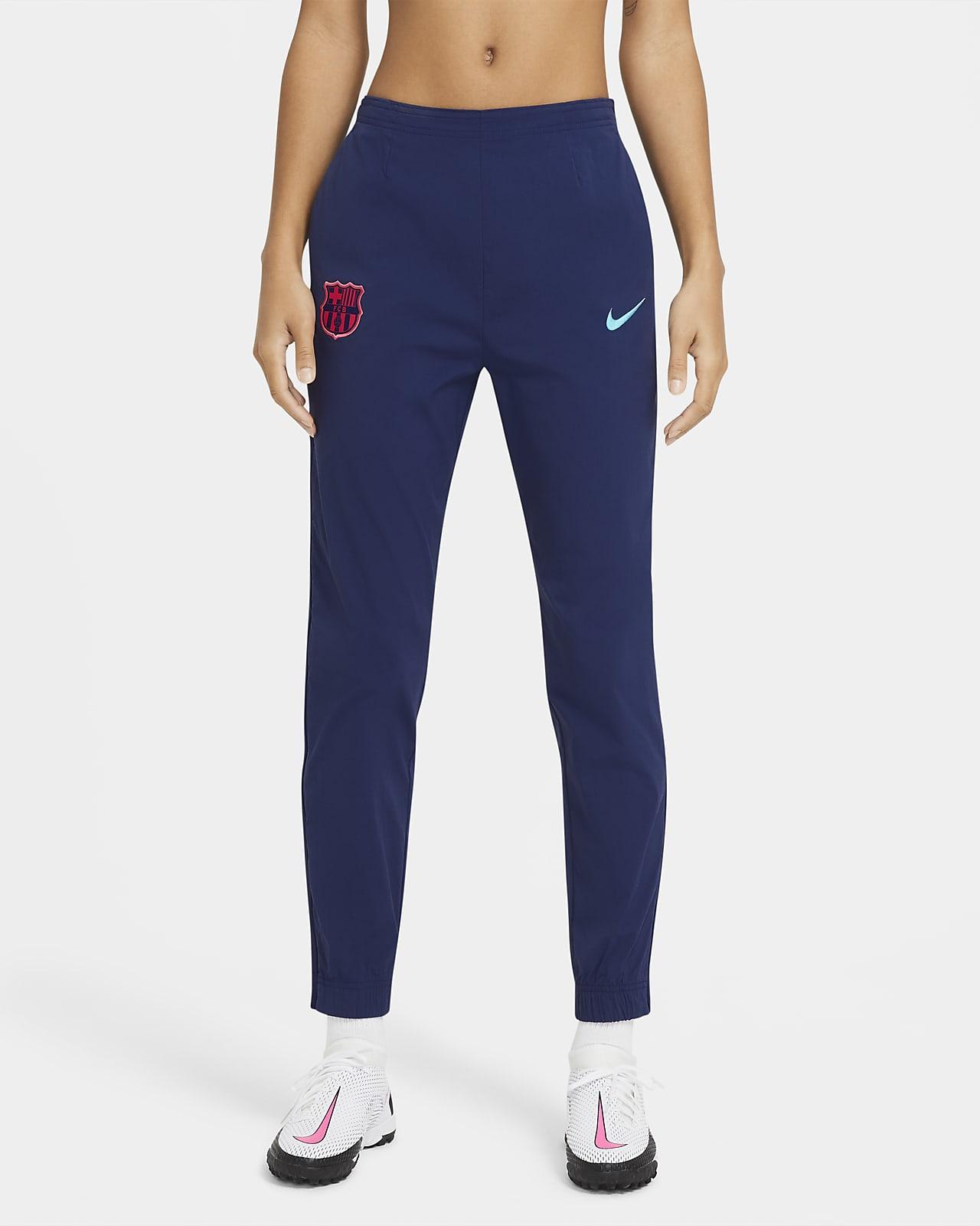 FC Barcelona női futballnadrág
