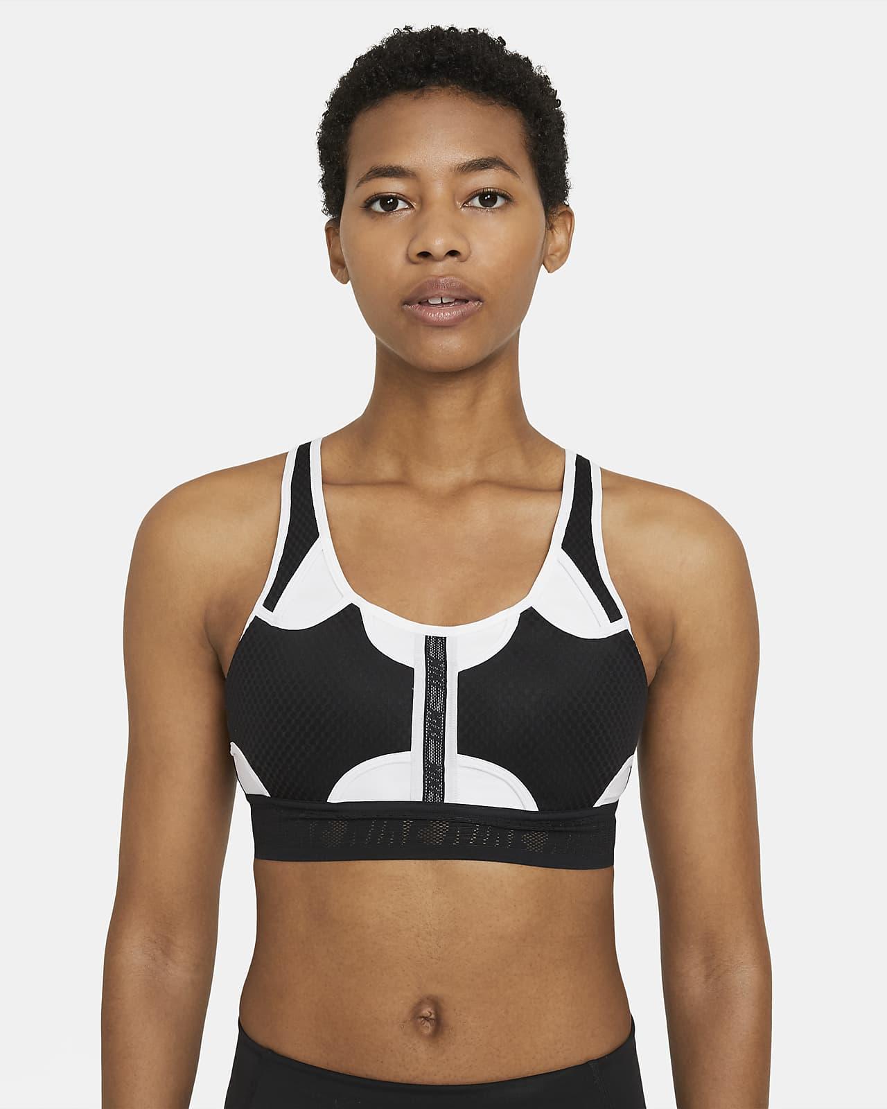Nike Swoosh UltraBreathe Orta Destekli Dolgulu Kadın Spor Sütyeni