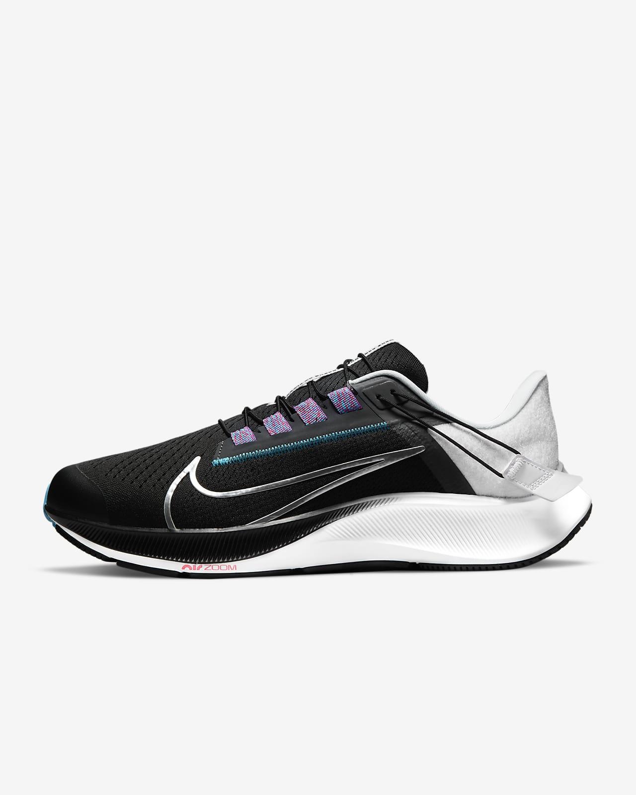 Nike Air Zoom Pegasus 38 FlyEase 男款跑鞋 (特寬)