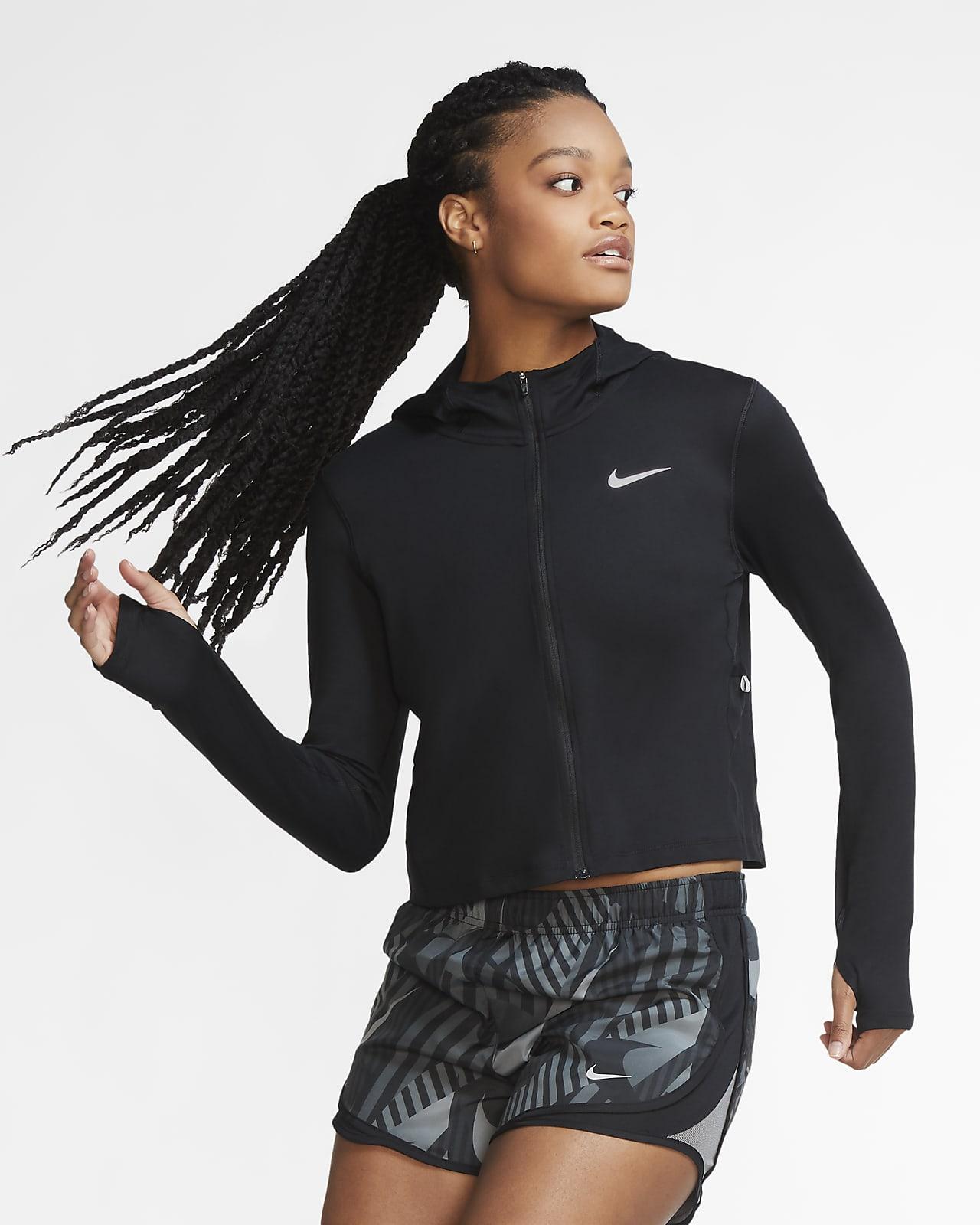 Nike Element Women's Full-Zip Running Top