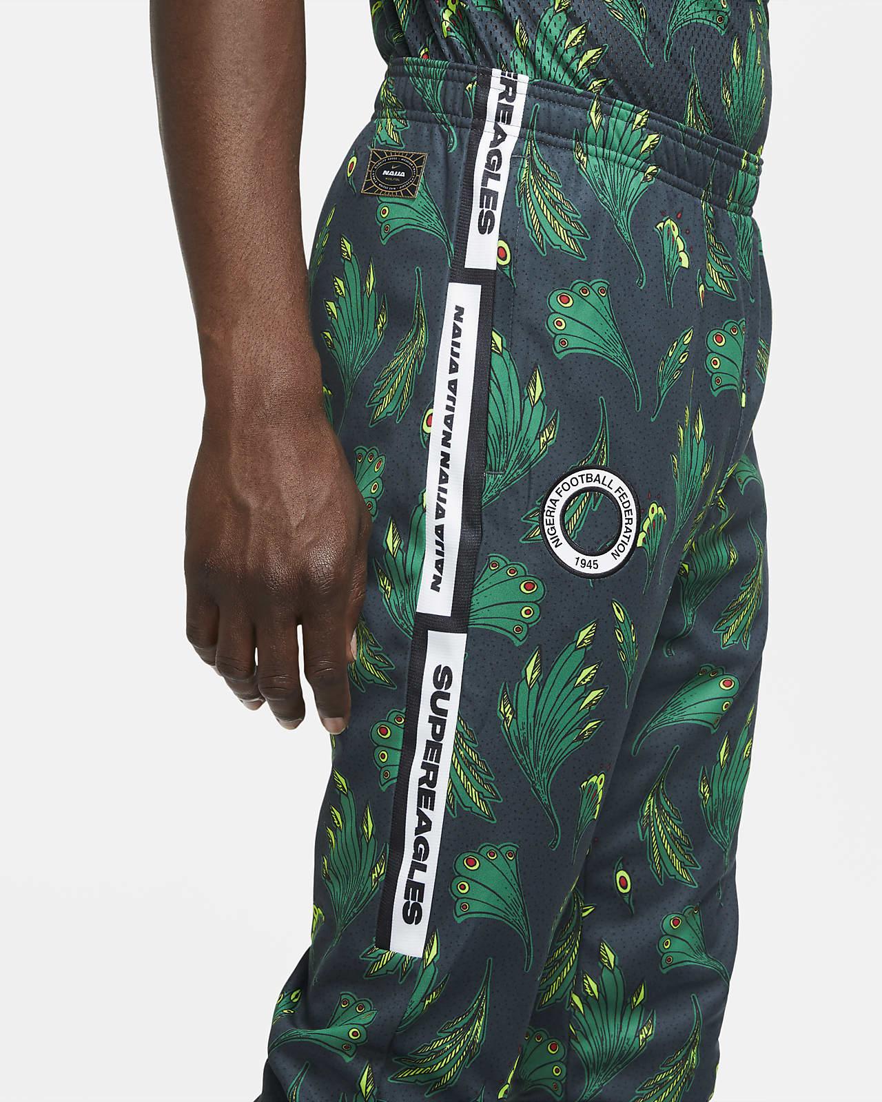 Nigeria kort fotballjakke til dame. Nike NO