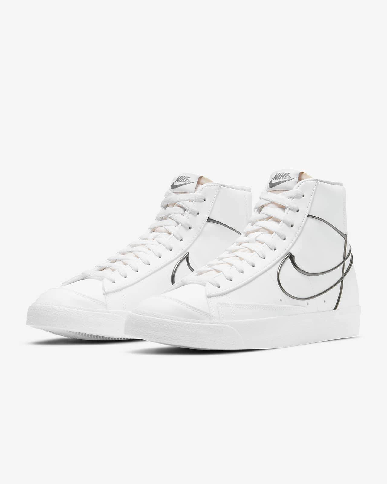 Nike Blazer Mid '77 Men's Shoe. Nike LU