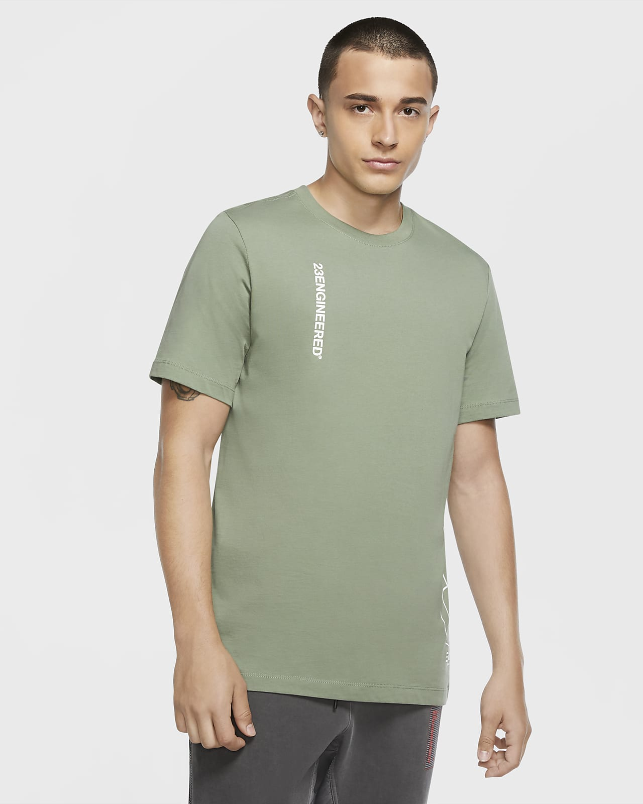 Jordan 23 Engineered Men's Short-Sleeve Crew