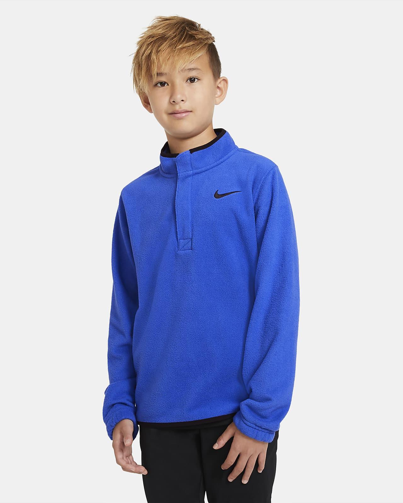 Nike Therma Victory Golftop voor jongens