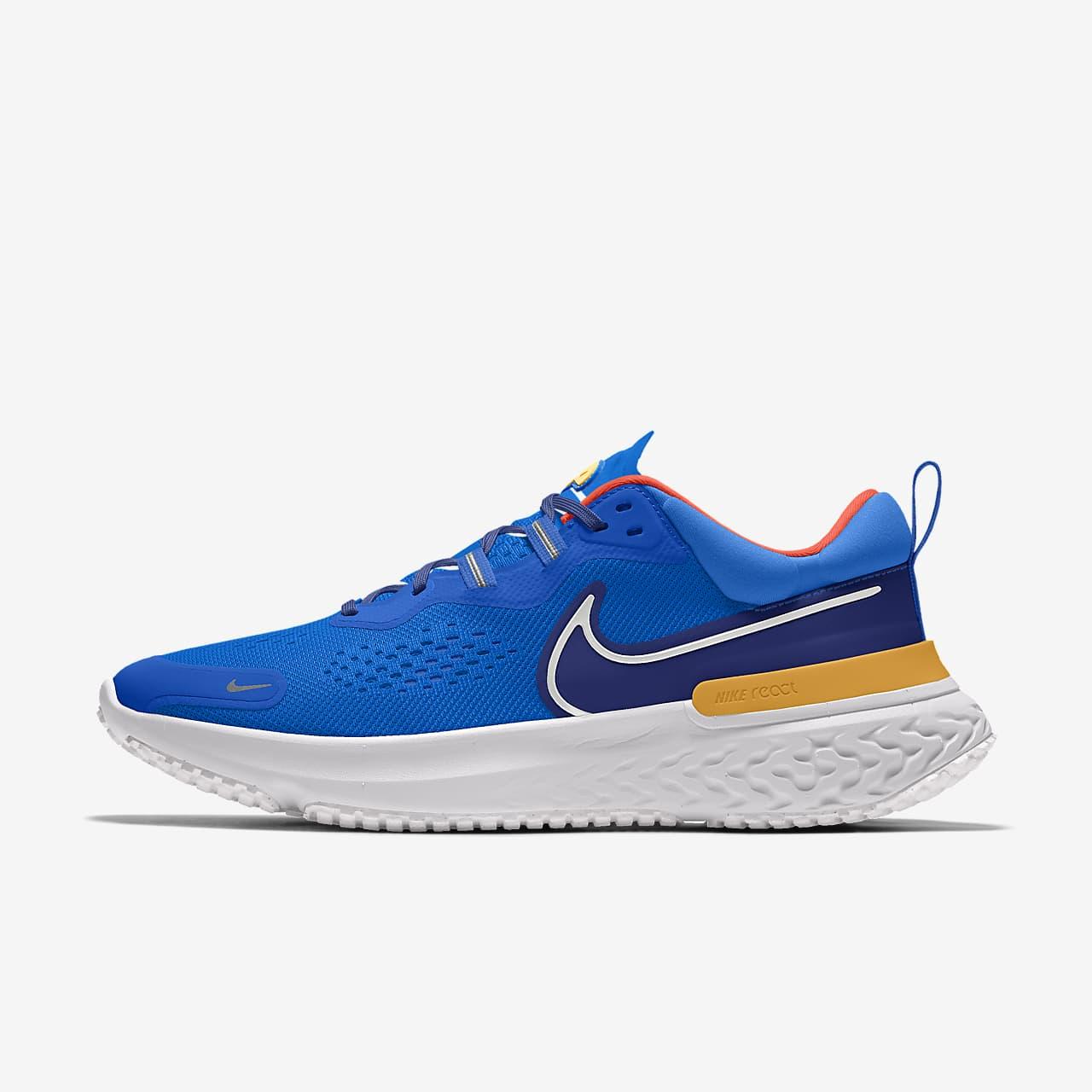 Nike React Miler 2 By You Custom Men's Running Shoe