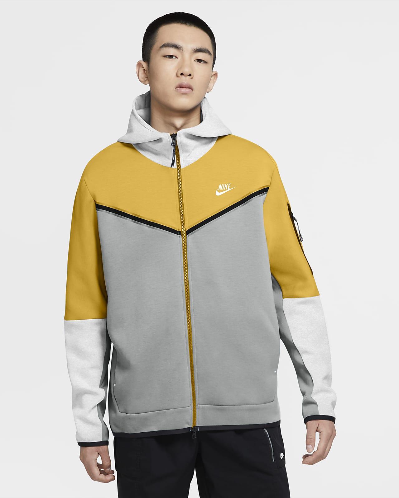 Sweat à capuche à zip Nike Sportswear Tech Fleece pour Homme