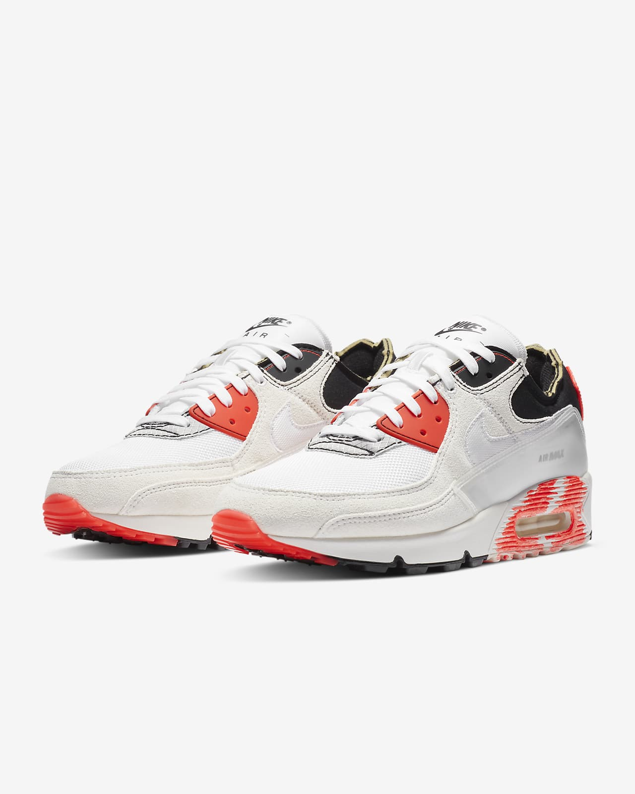 Acercarse Elemental caliente  Nike Air Max 90 Premium Men's Shoe. Nike.com