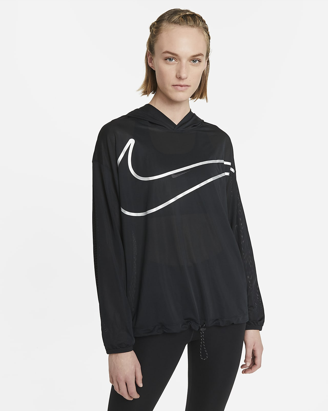 Nike Pro Collection Women's Graphic Hoodie