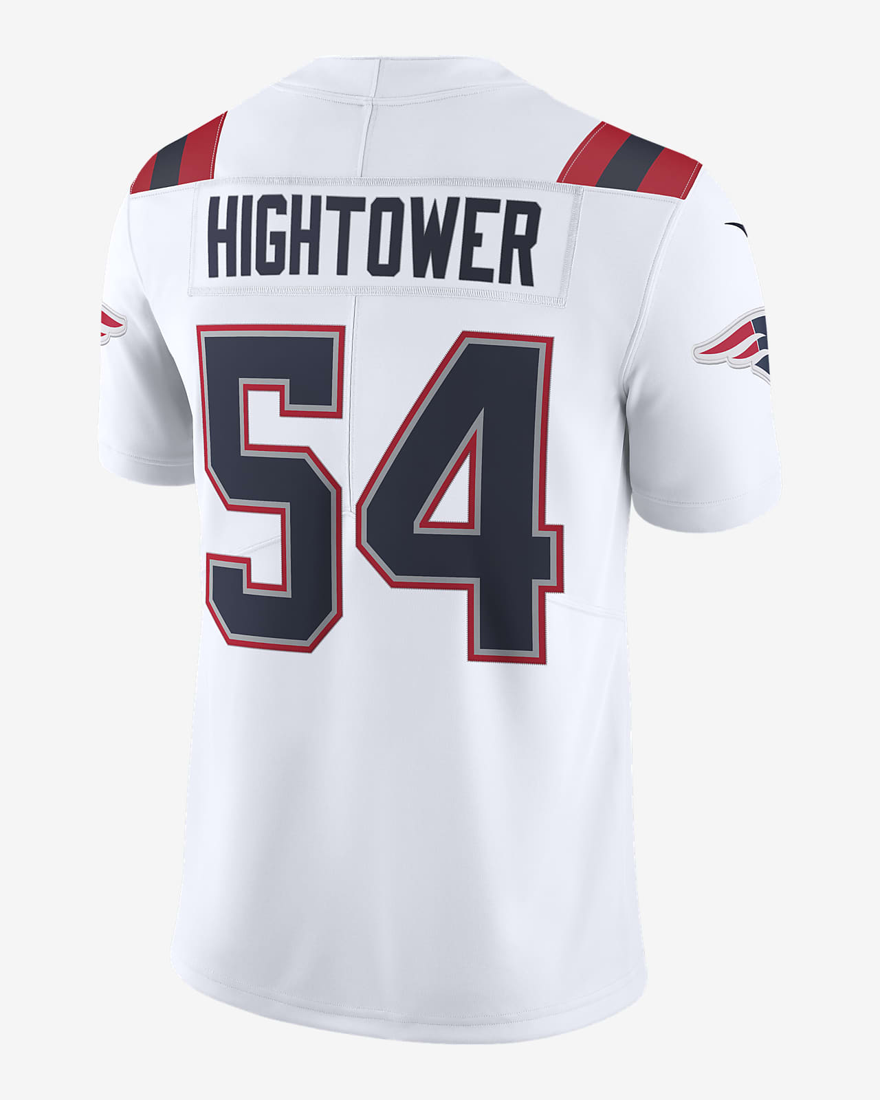 NFL New England Patriots Nike Vapor Untouchable (Dont'a Hightower) Men's Limited Football Jersey