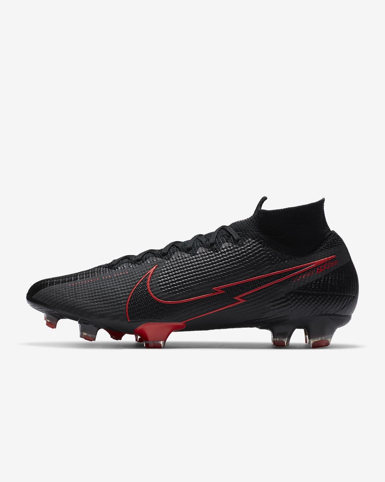 Nike Mercurial Superfly 7 Elite FG-fodboldstøvle til græs