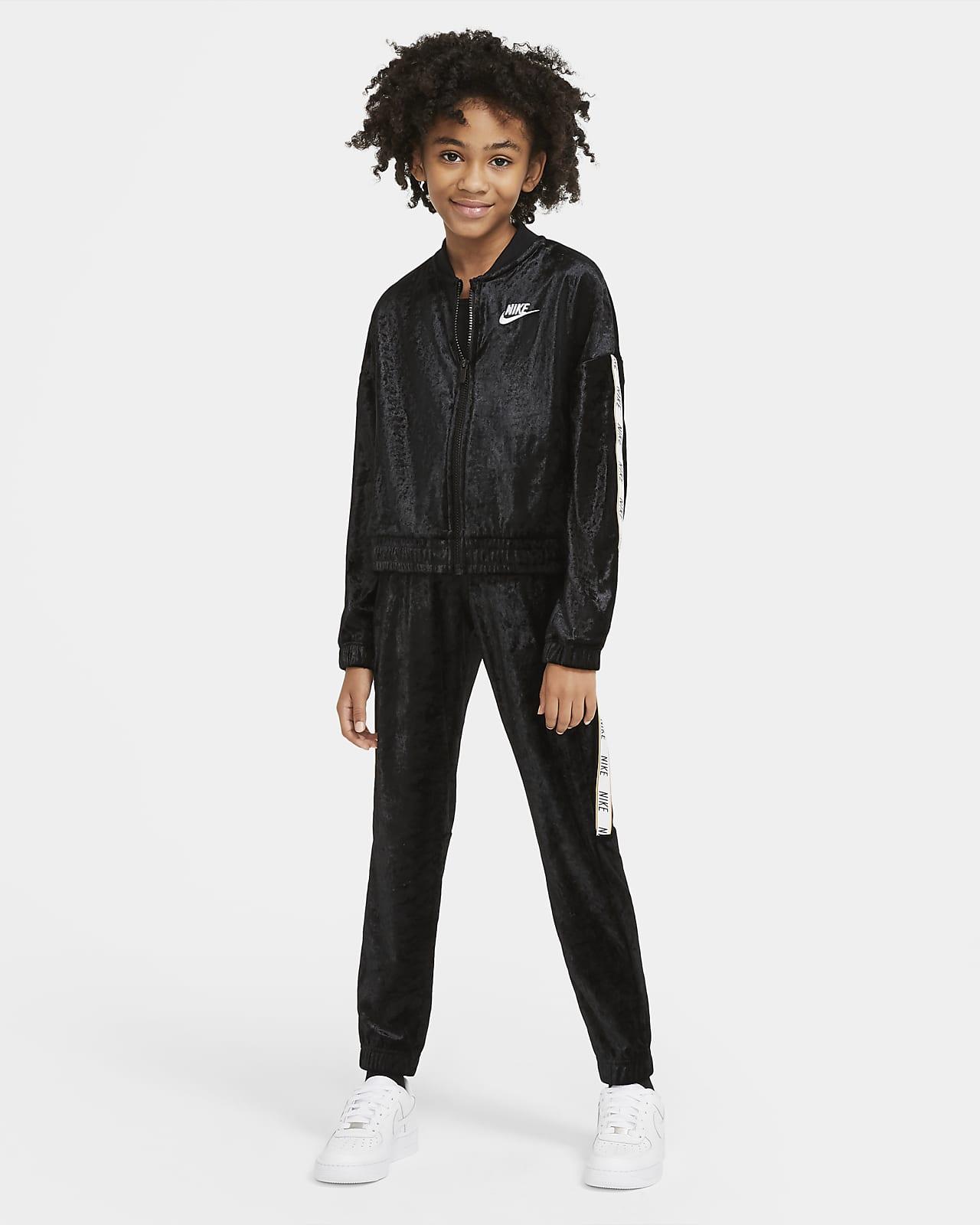 Костюм для девочек школьного возраста Nike Sportswear