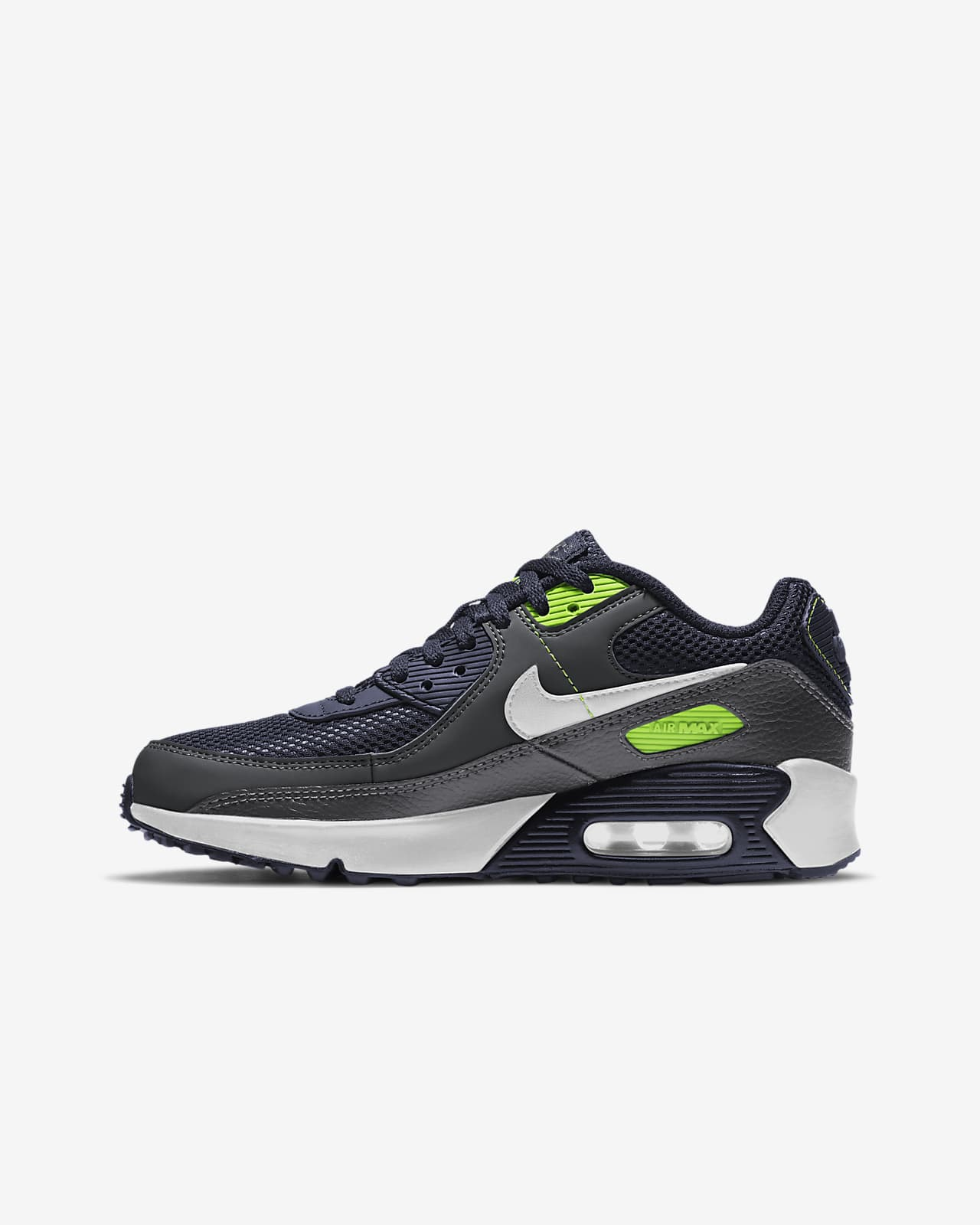 Nike Air Max 90-sko til store børn