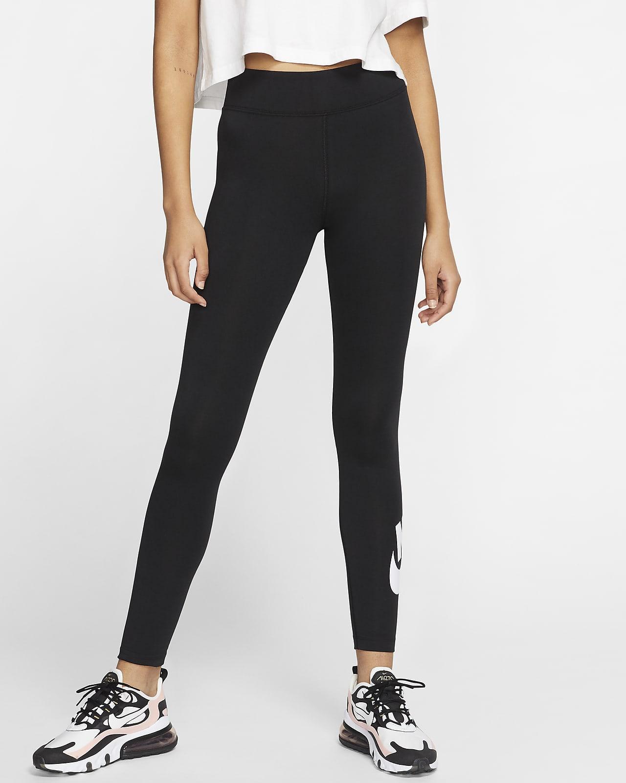 Nike Sportswear Damen-Leggings mit hohem Bund