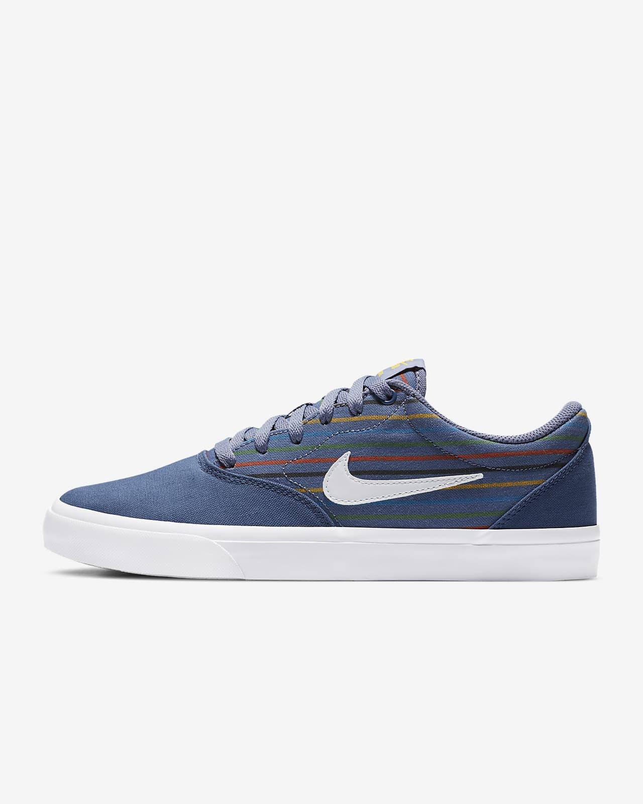 รองเท้าสเก็ตบอร์ด Nike SB Charge Canvas Premium