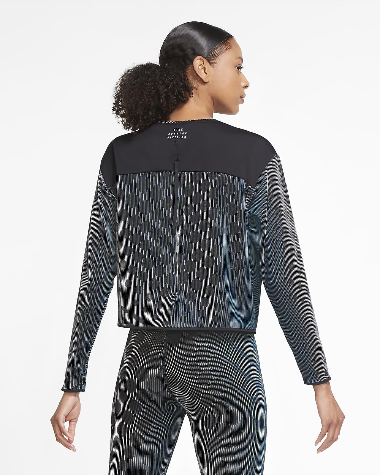 Recitar George Hanbury alguna cosa  Nike Run Division Women's Running Midlayer Top. Nike SA