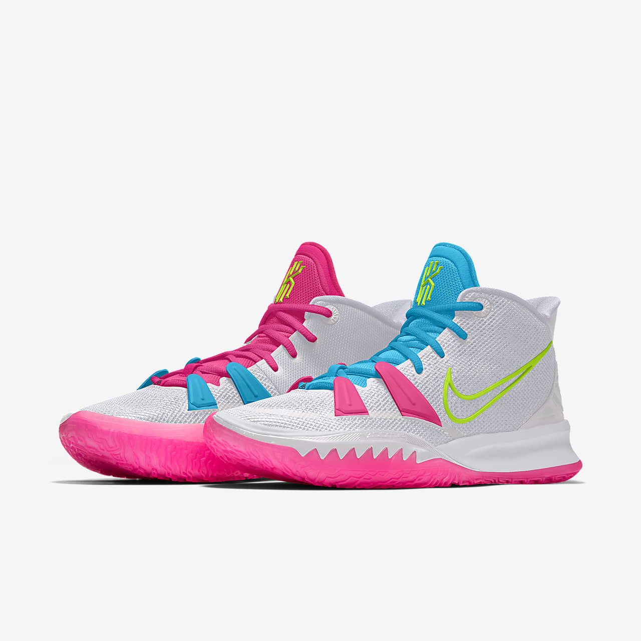 Ennegrecer Rodeo Y así  Kyrie 7 By You Custom Basketball Shoe. Nike.com