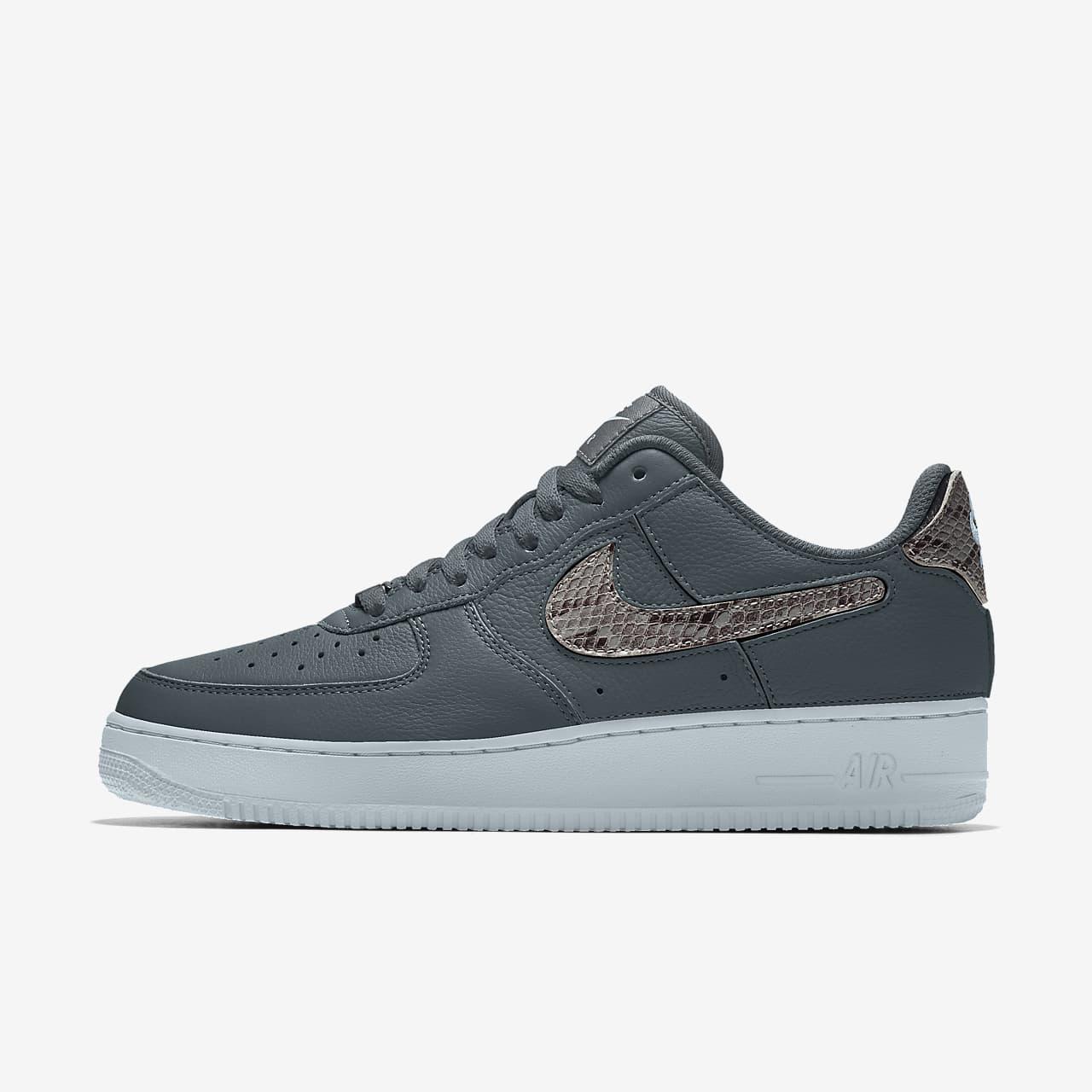 รองเท้าออกแบบเอง Nike Air Force 1/1 Unlocked By You