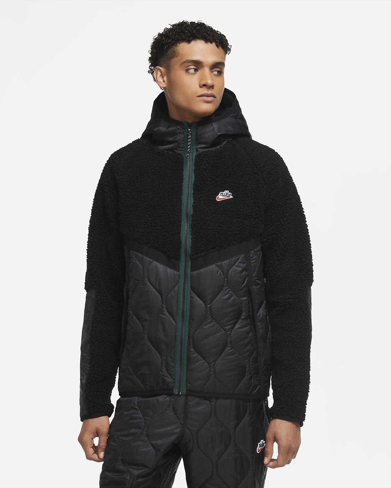 Indefinido facultativo Inadecuado  Nike Sportswear Heritage Men's Jacket. Nike GB