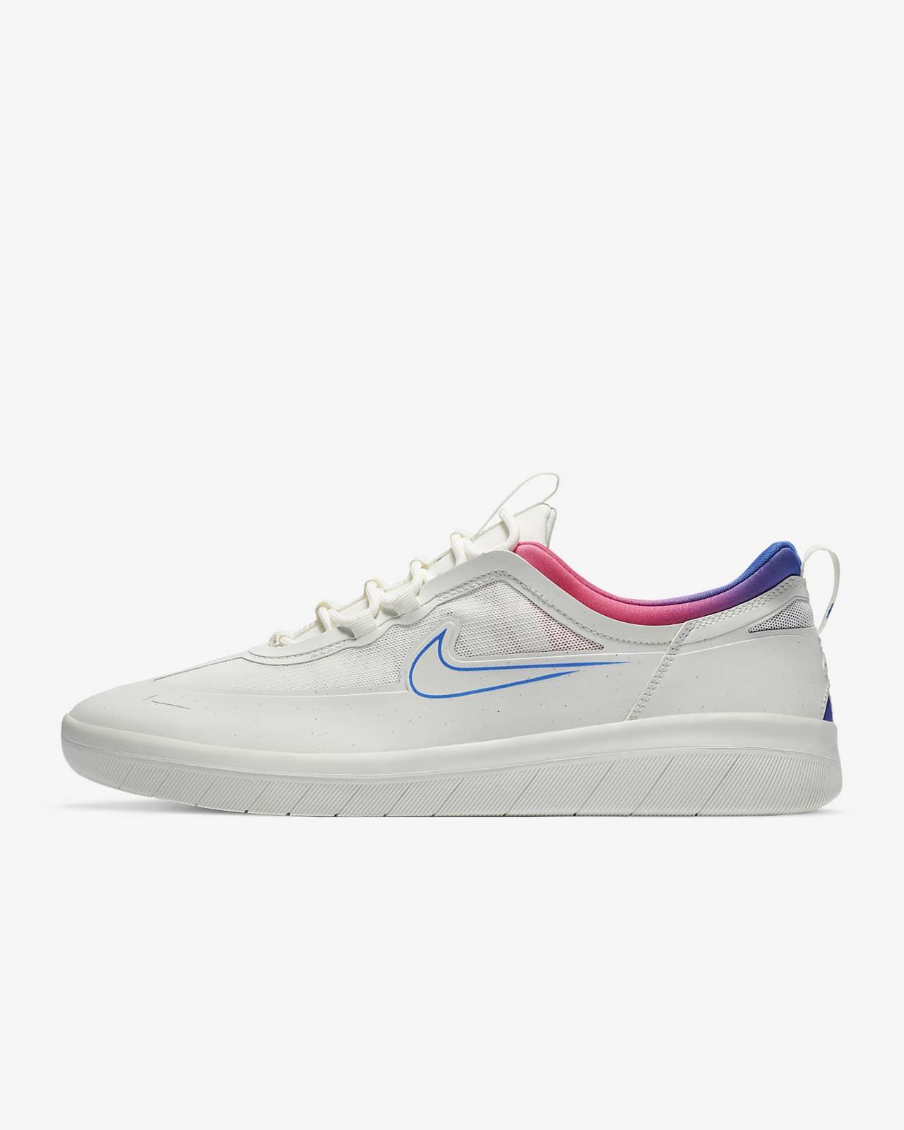 Nike SB Nyjah Free 2 T 男/女滑板鞋