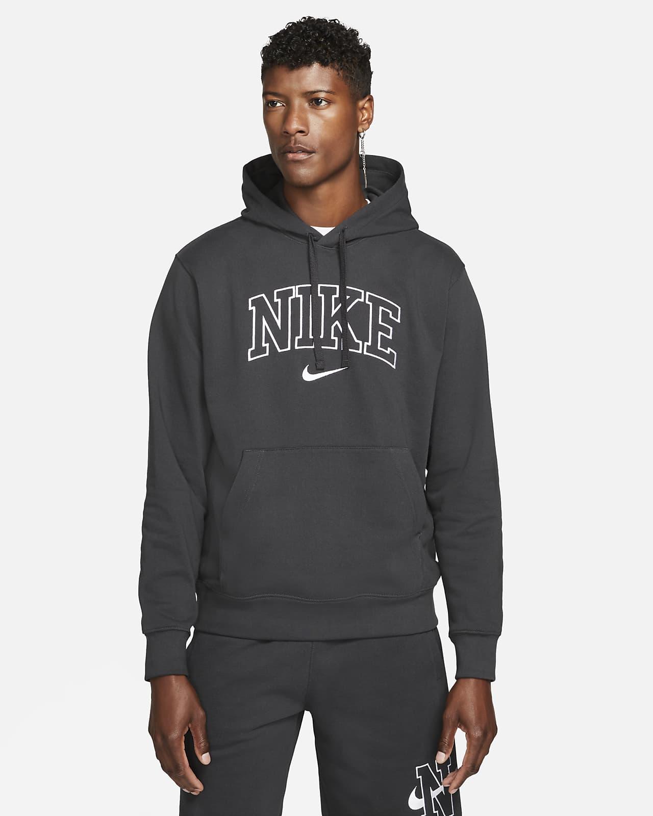 Męska bluza z kapturem Nike Sportswear Club