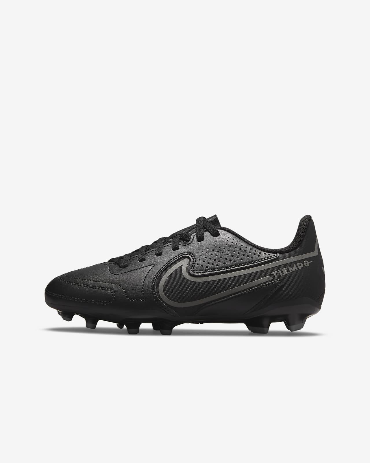 Korki piłkarskie na różne nawierzchnie dla małych/dużych dzieci Nike Jr. Tiempo Legend 9 Club MG