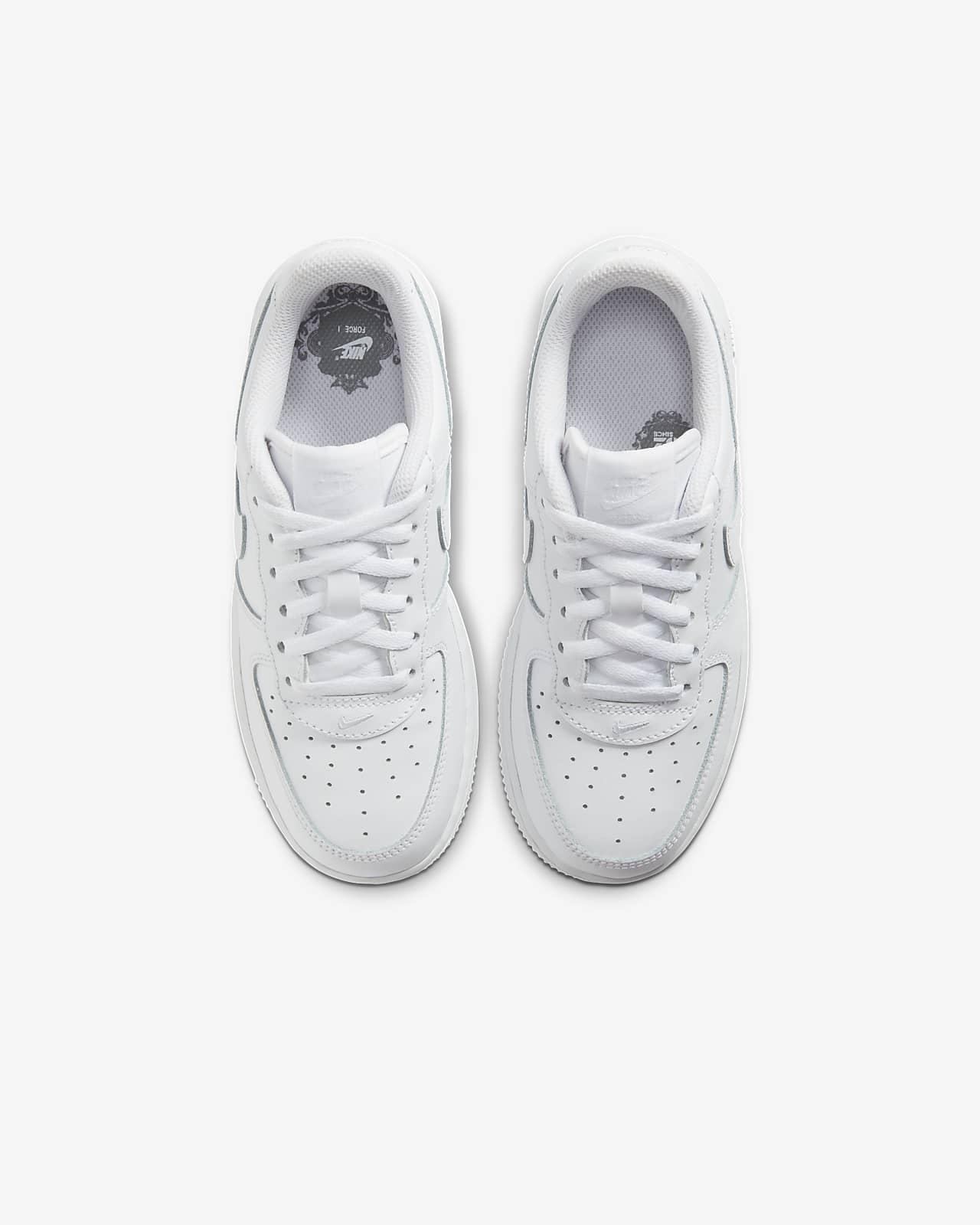 disculpa nadie pistón  Calzado para niños talla pequeña Nike Air Force 1. Nike CL