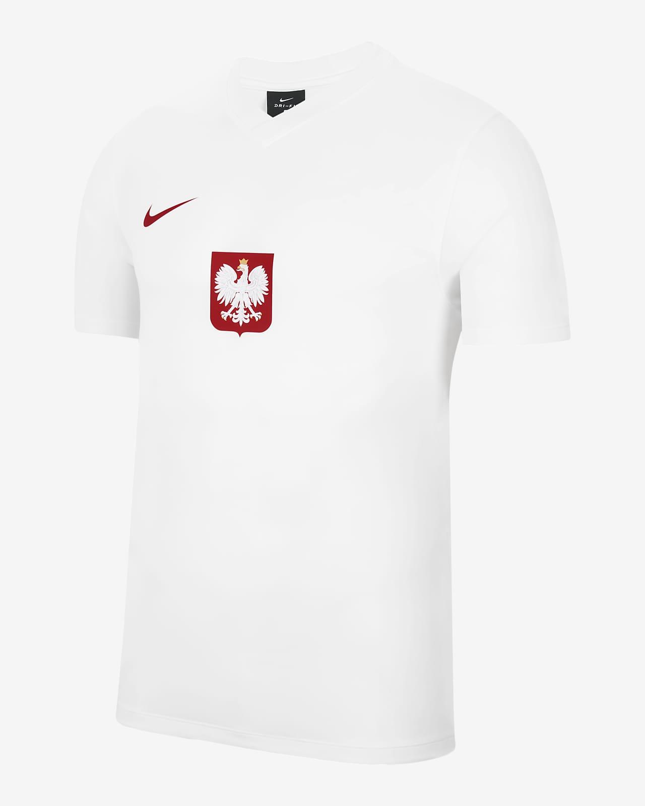 Poland Home/Away Men's Short-Sleeve Football Top