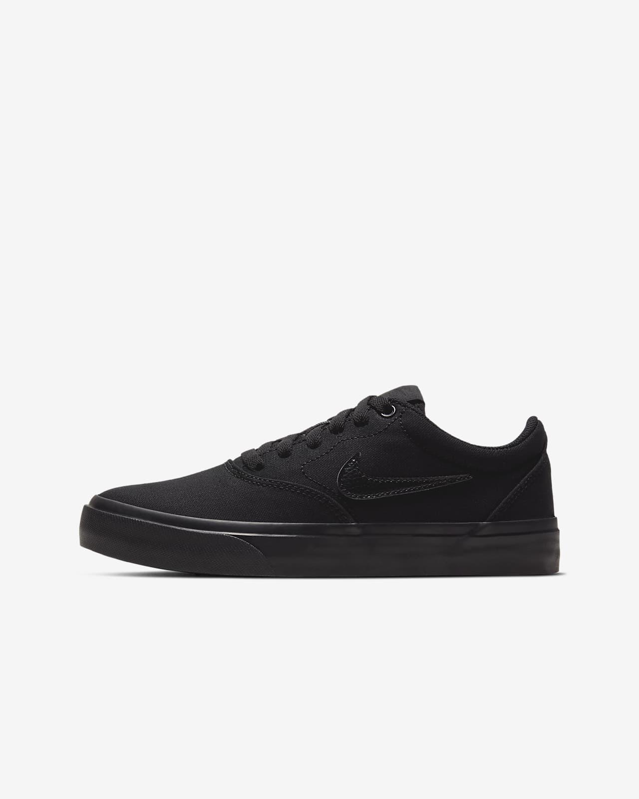 Nike SB Charge Canvas Sabatilles de skateboard - Nen/a