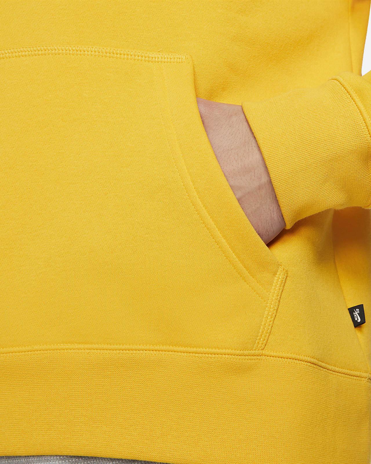 Sweat à capuche de skateboard en tissu Fleece Nike SB. Nike LU