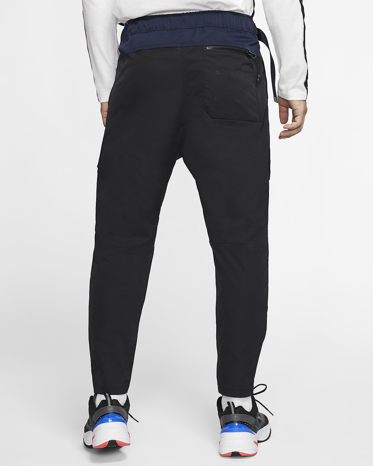 L-XXL NIKE SPORTSWEAR TECH PACK WOVEN TRACK MEN/'S PANTS 927991 010 SIZE