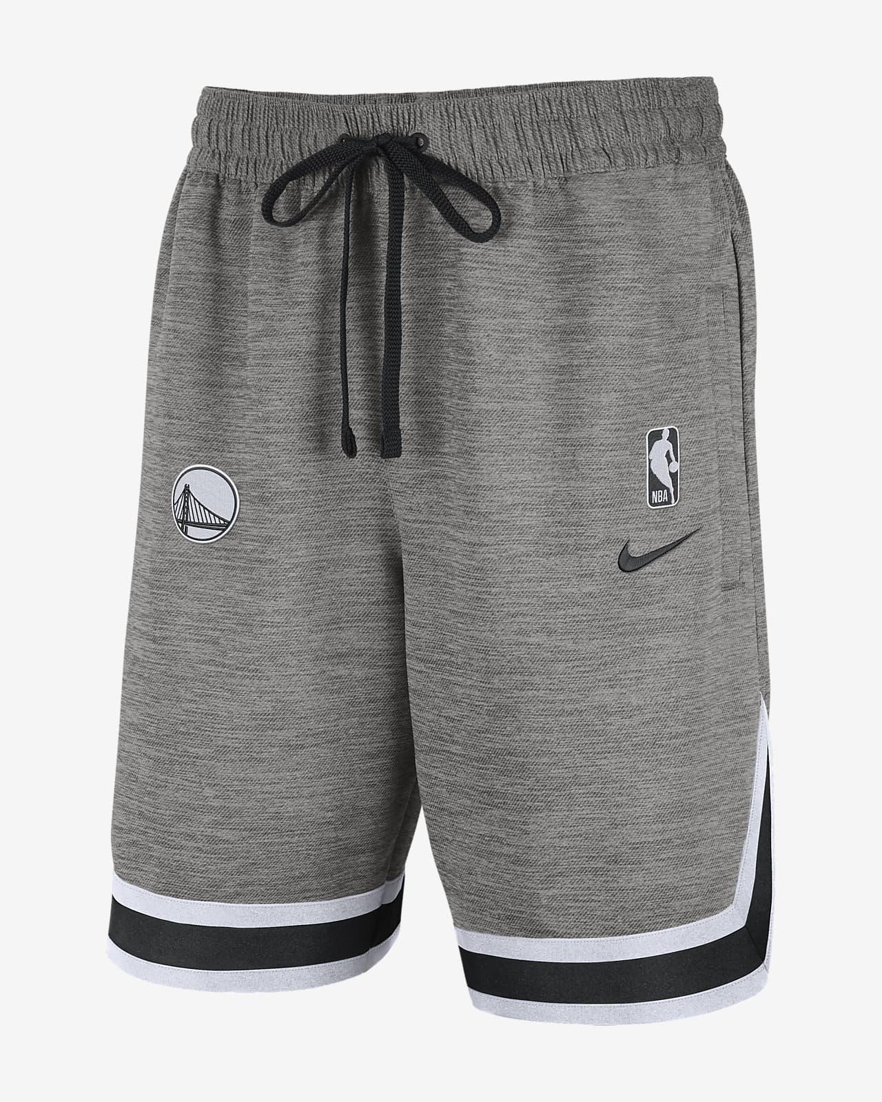 Warriors Men's Nike Therma Flex NBA Shorts