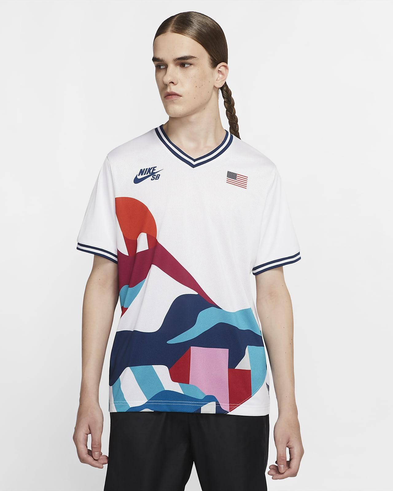 Nike SB Team USA Skate Jersey