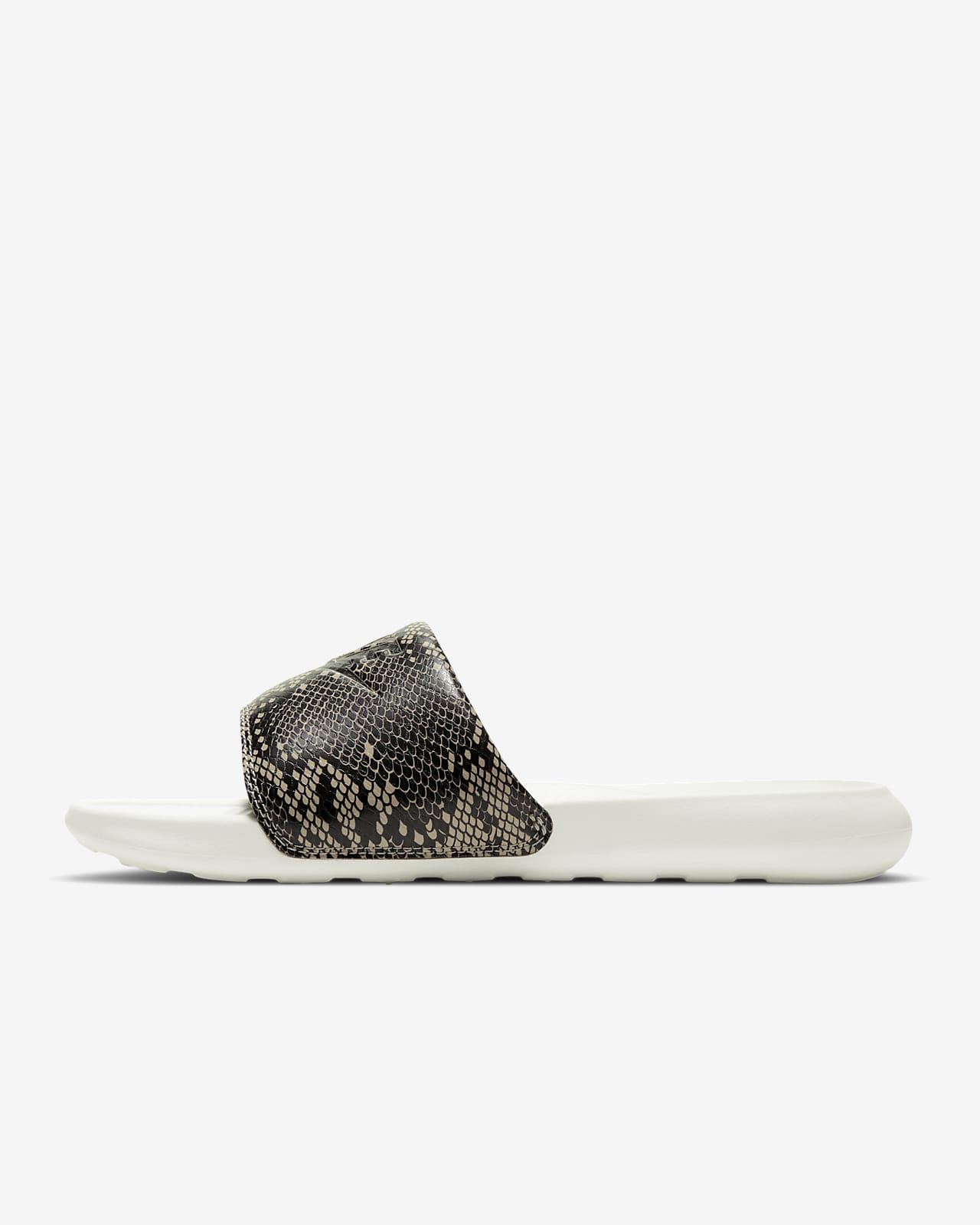 Nike Victori One Damen-Slides mit Print