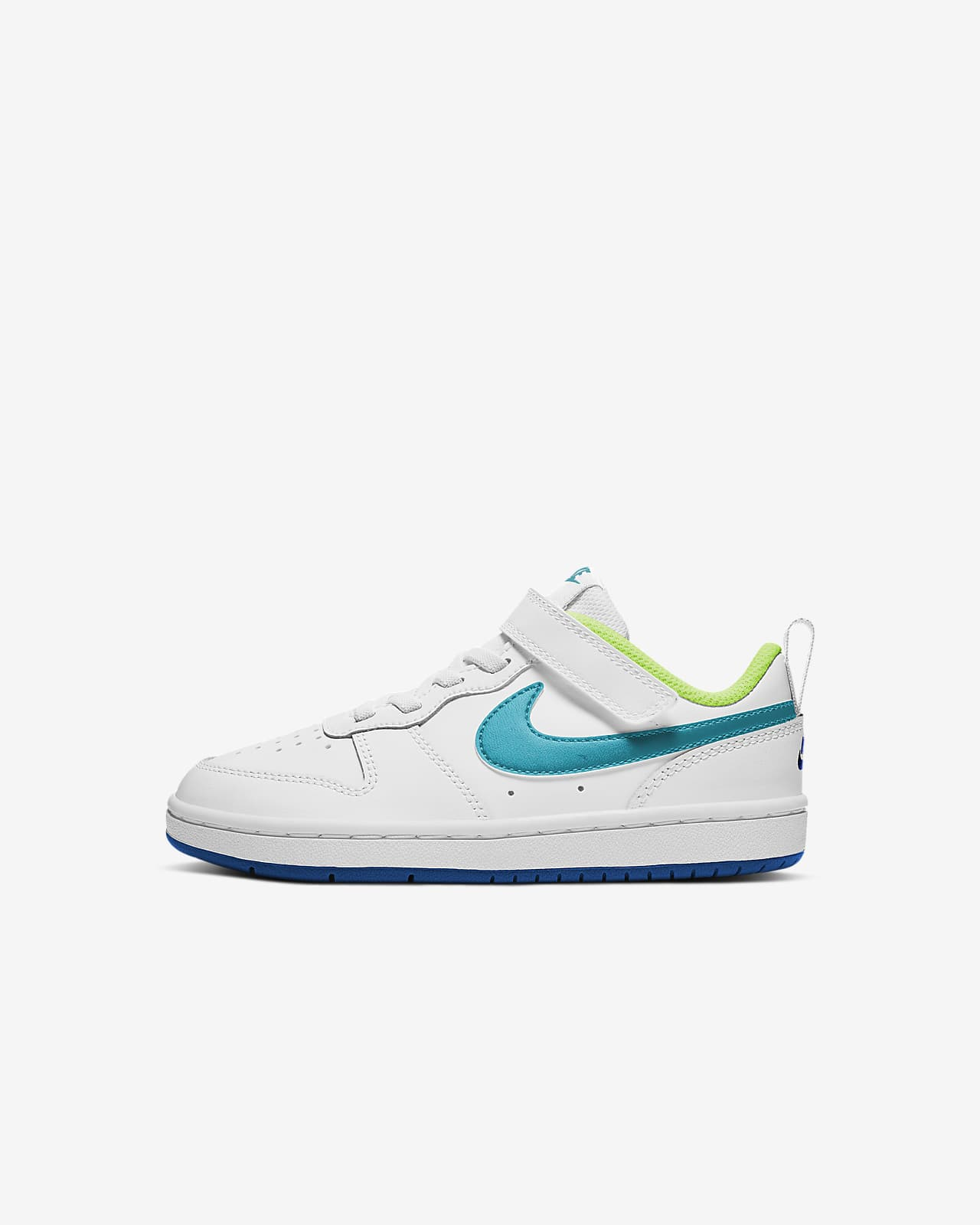 Nike Court Borough Low 2 Younger Kids