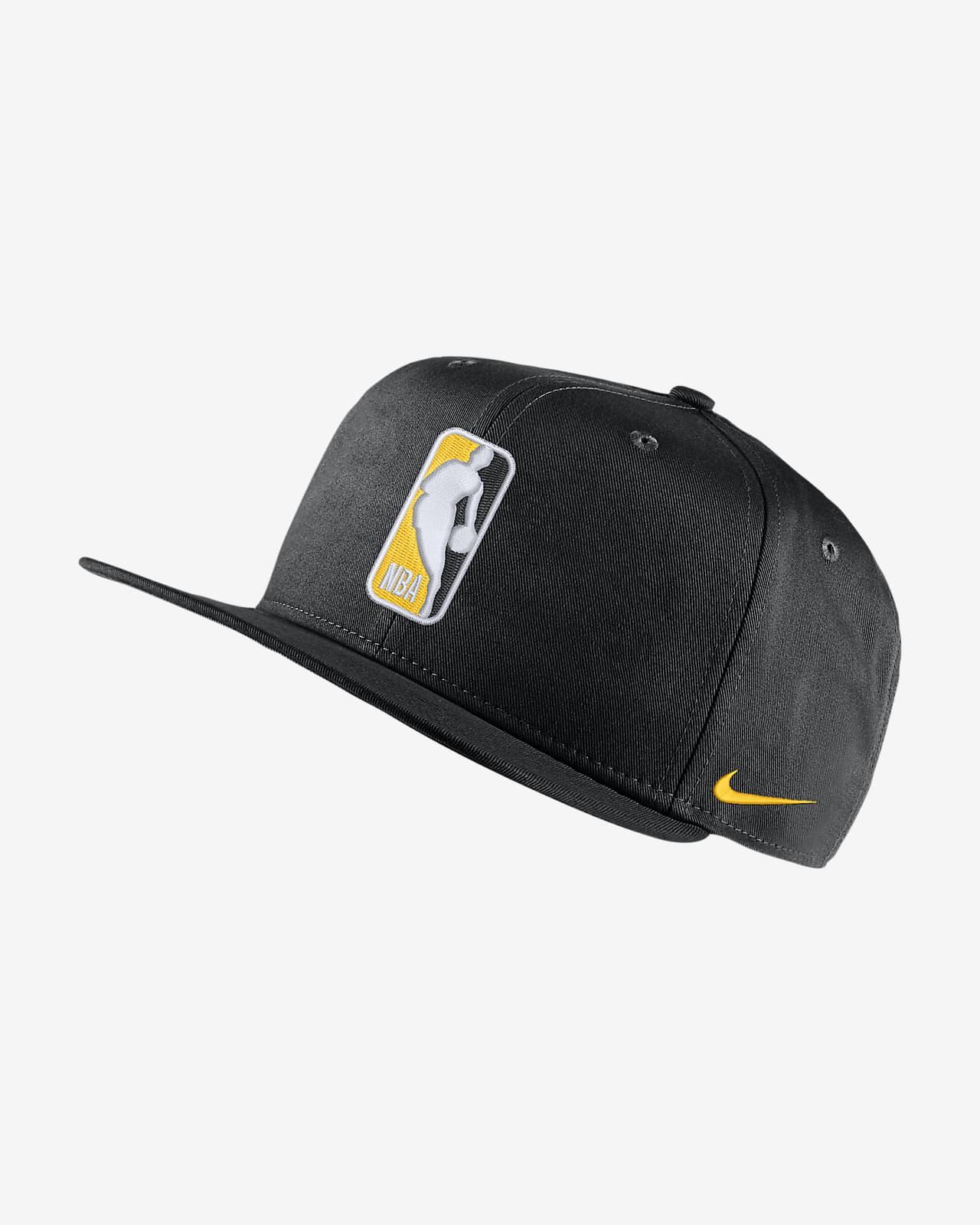 Team 31 Logo Nike Pro Verstelbare NBA-pet