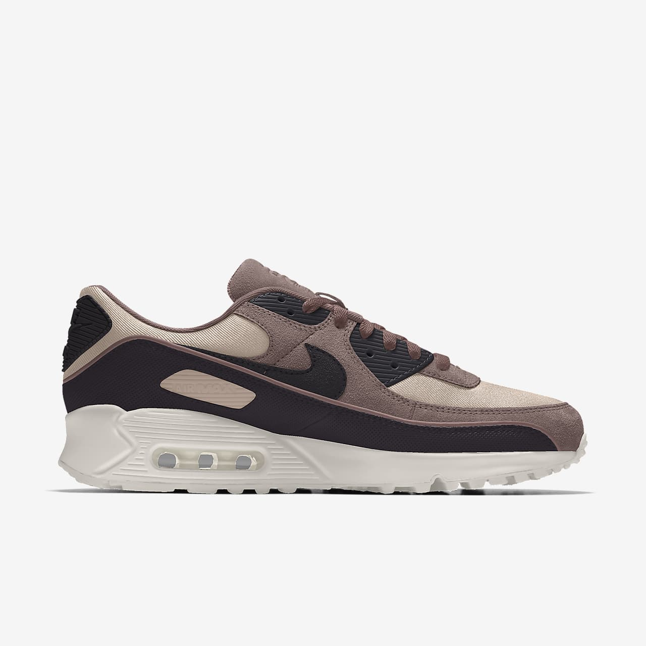 Chaussure personnalisable Nike Air Max 90 Unlocked By You pour ...