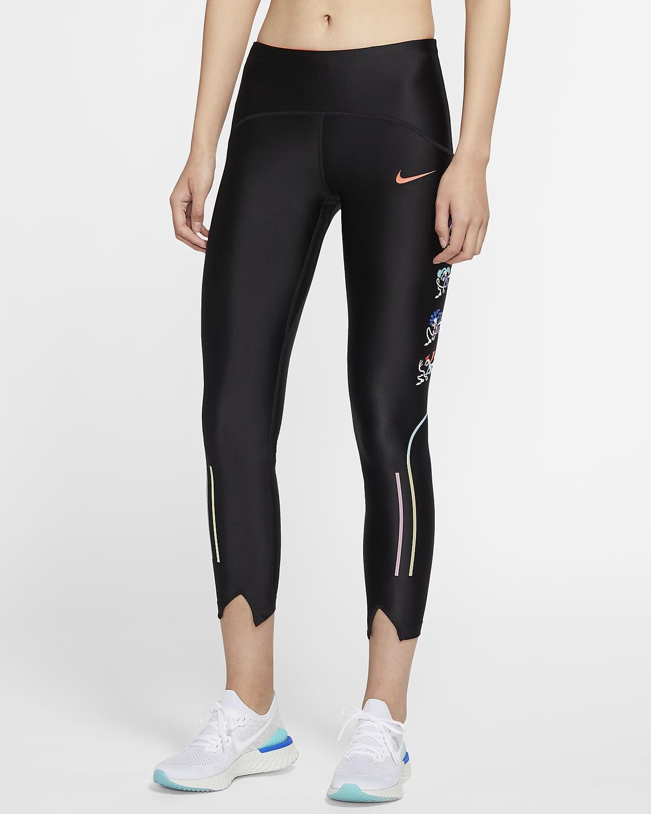 Nike Speed Tokyo 女款九分跑步緊身褲