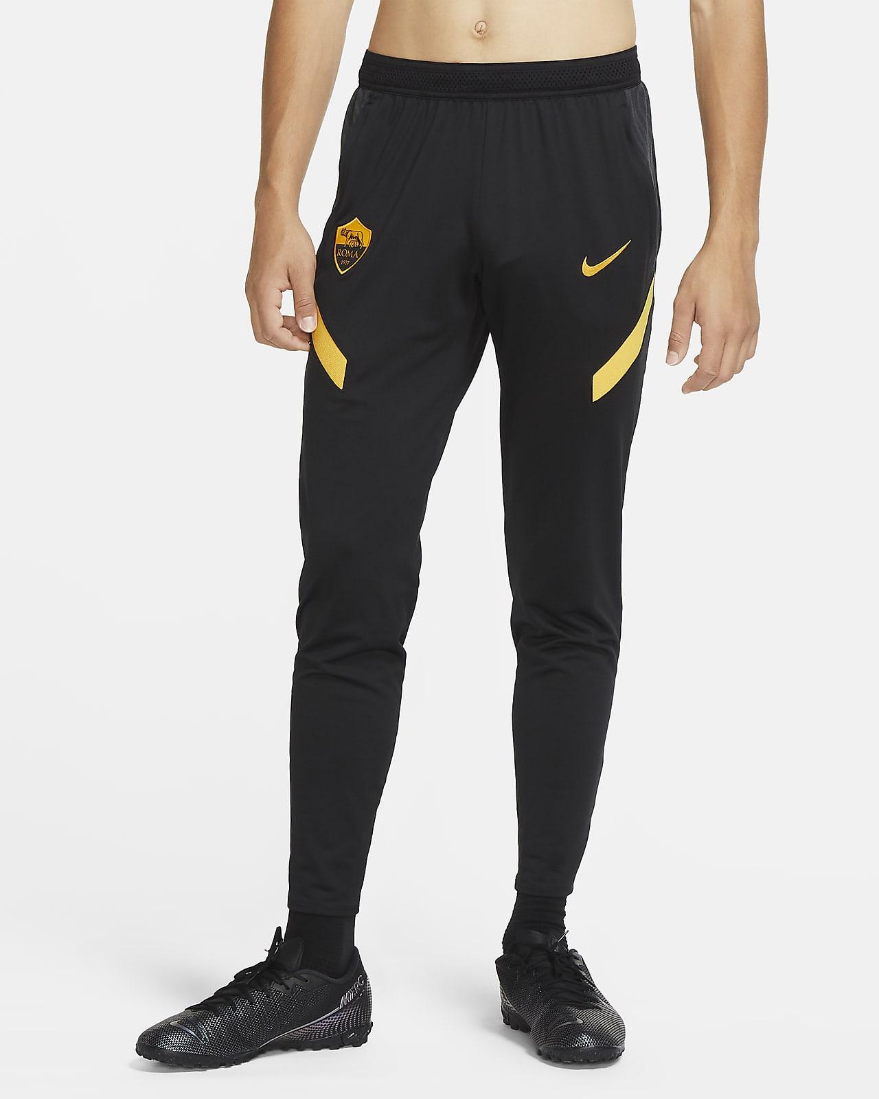 AS Roma Strike Men's Knit Football Pants