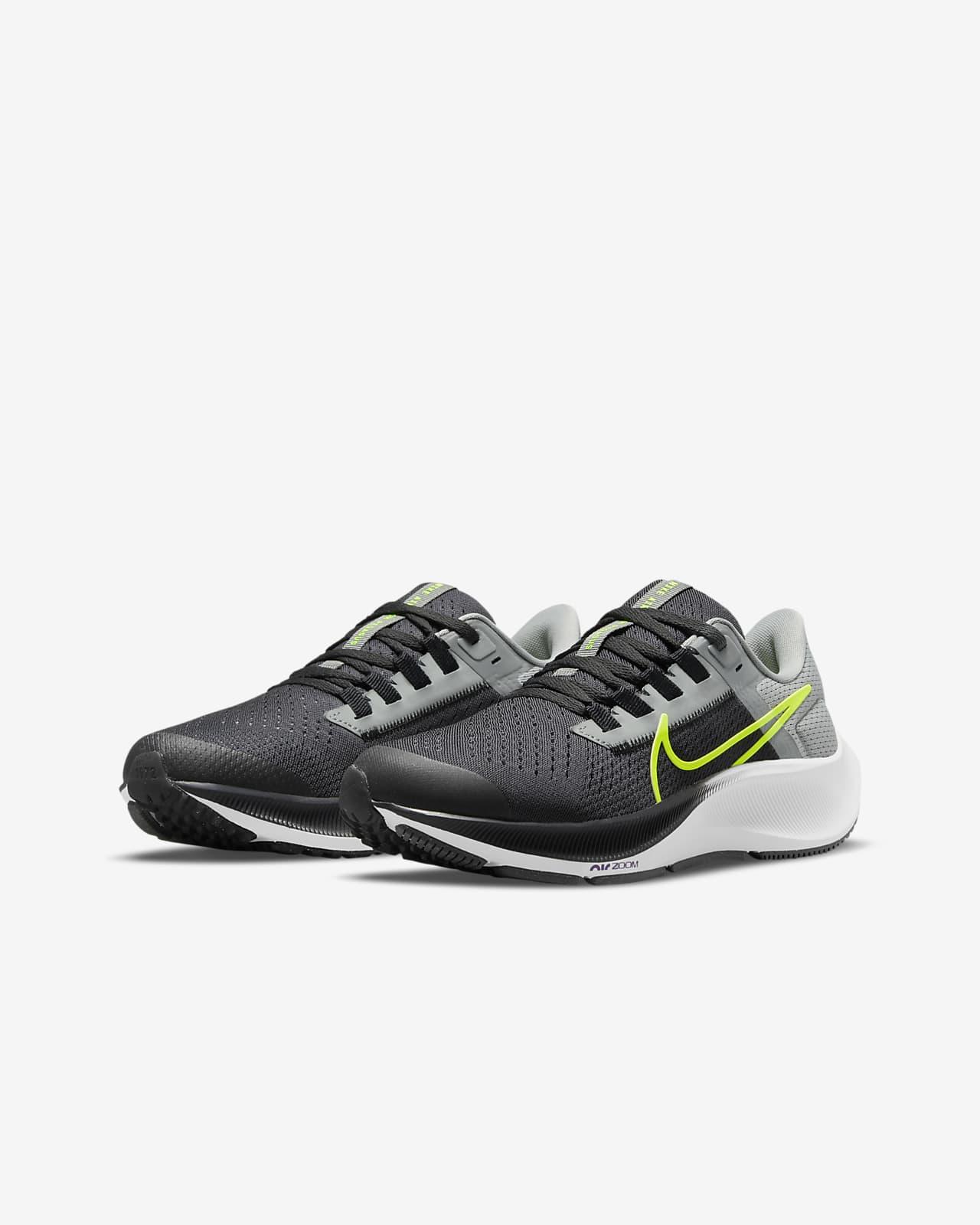Nike Air Zoom Pegasus 38 Little/Big Kids' Running Shoe. Nike.com