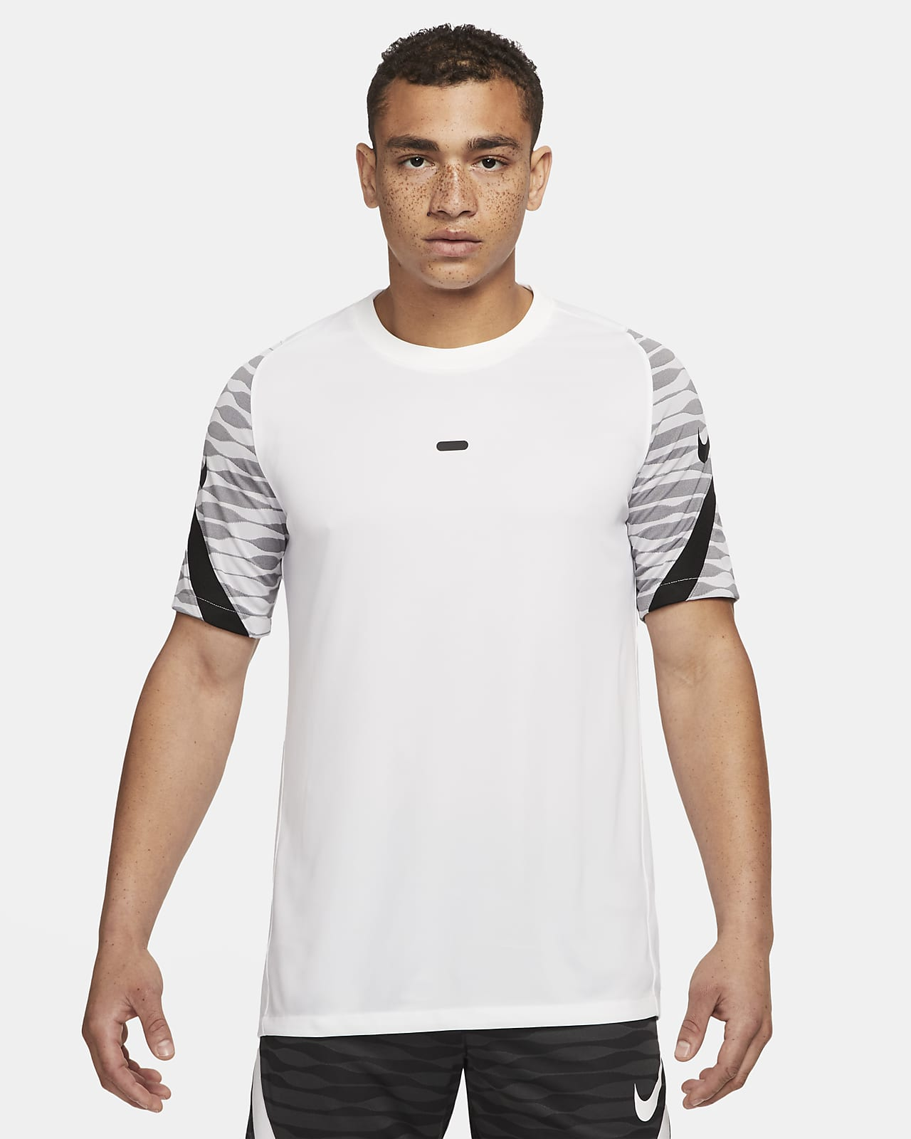 Nike Dri-FIT Strike Voetbaltop met korte mouwen voor heren